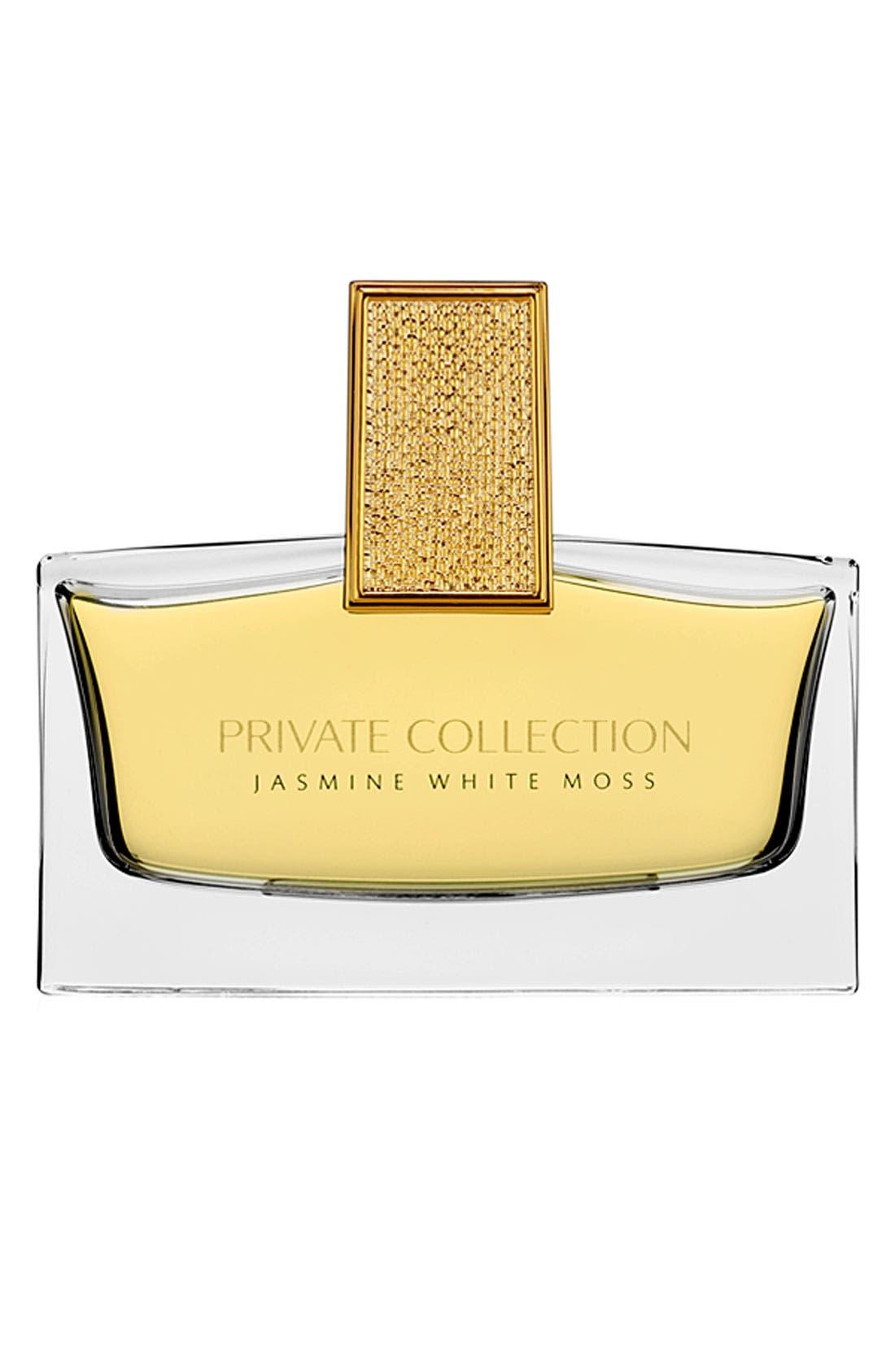 'Private Collection - Jasmine White Moss' Eau de Parfum,                             Main thumbnail 1, color,                             000