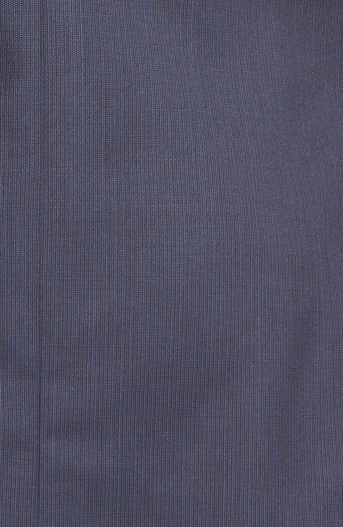 'Flynn' Classic Fit Wool Suit,                             Alternate thumbnail 5, color,                             410
