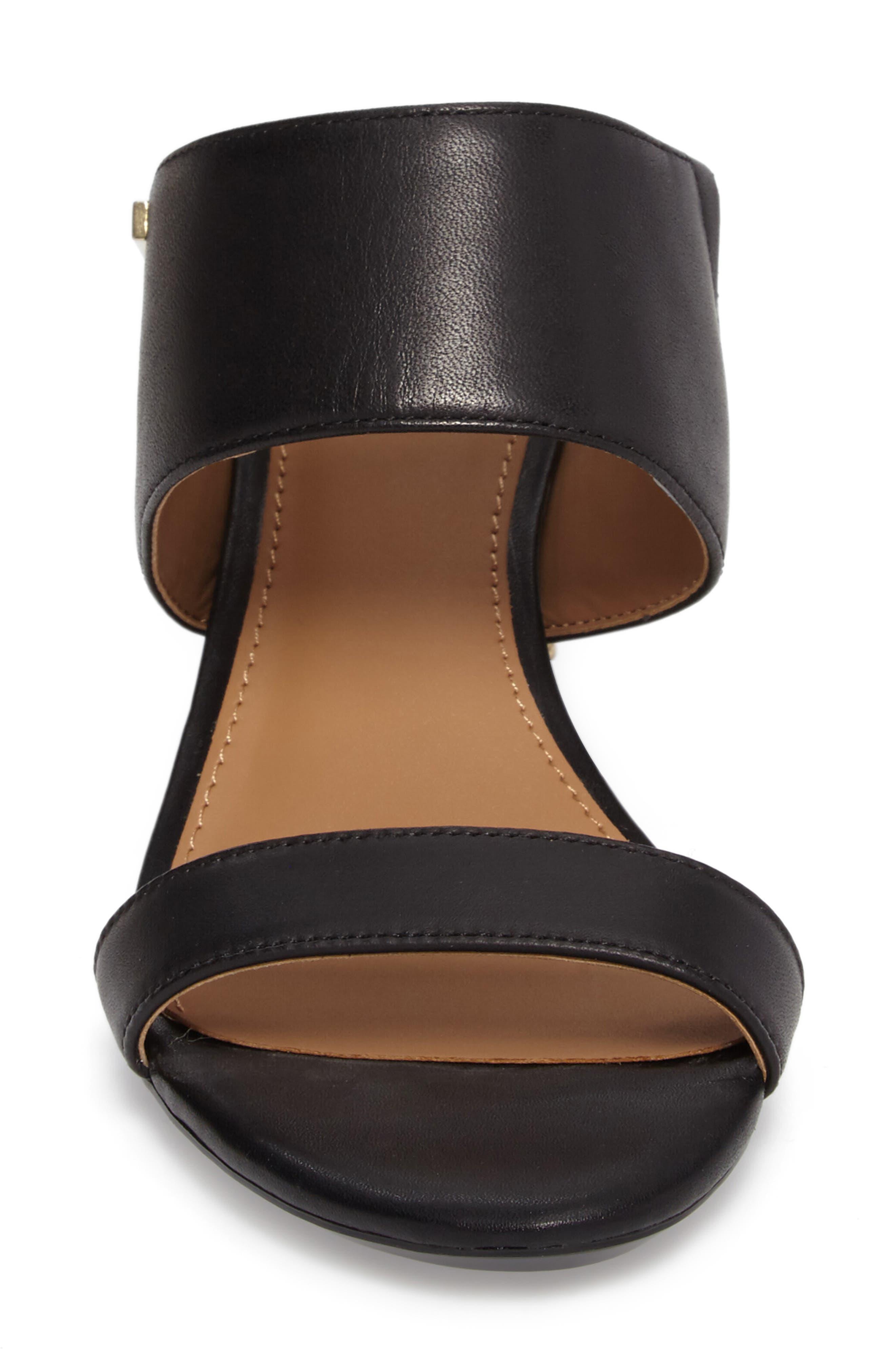 Phyllis Studded Wedge Sandal,                             Alternate thumbnail 15, color,