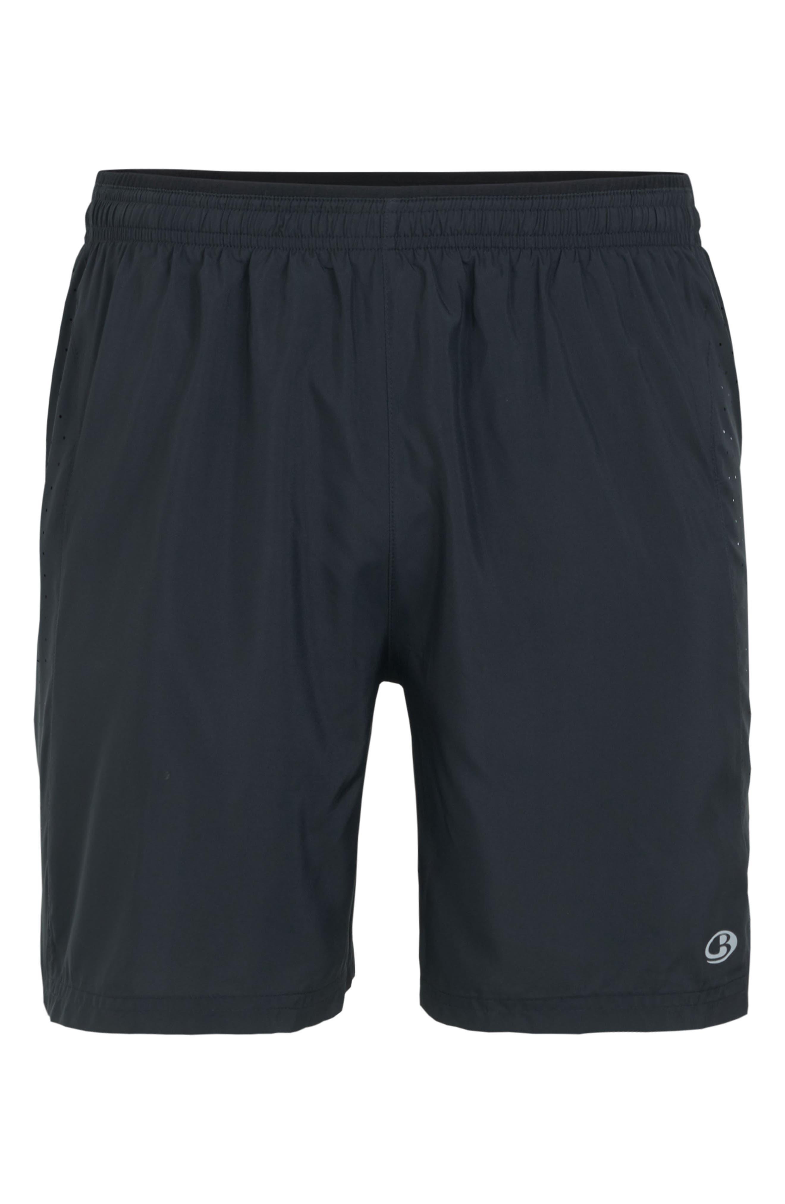 Strike Lite Shorts,                             Alternate thumbnail 6, color,                             BLACK