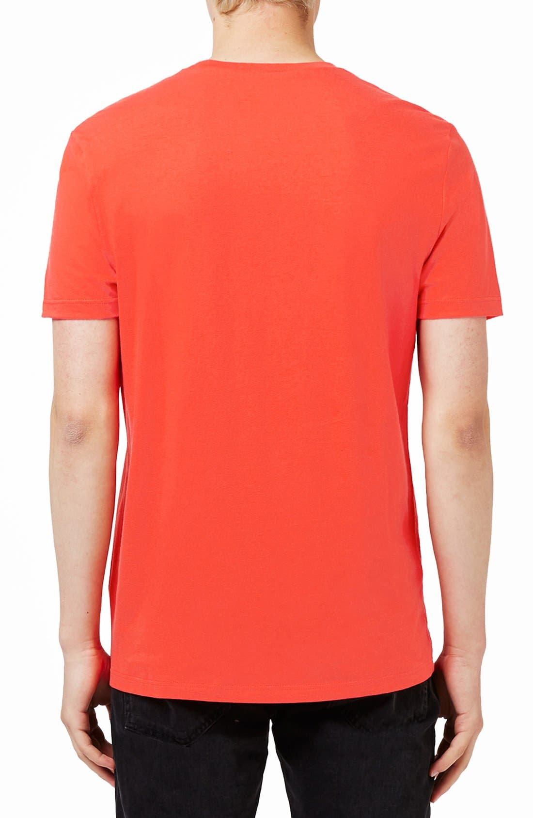 Slim Fit Crewneck T-Shirt,                             Alternate thumbnail 367, color,