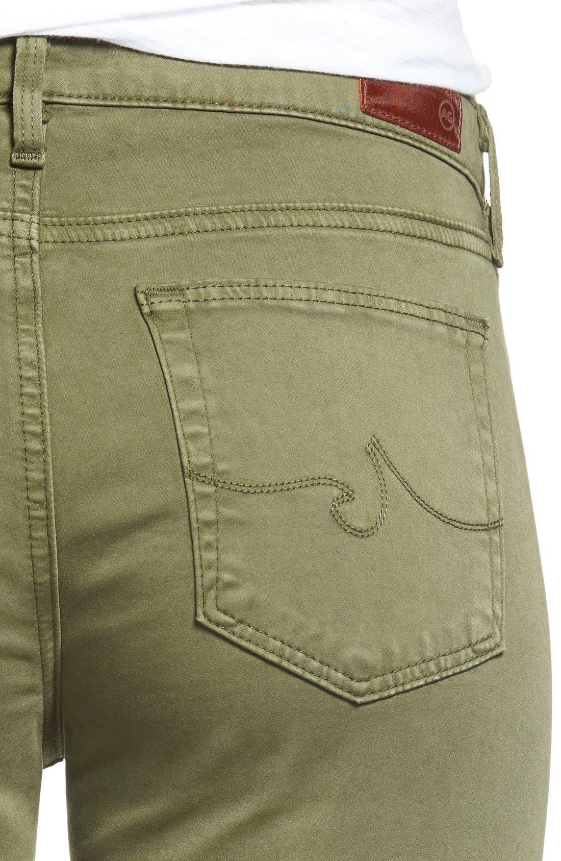 'The Prima' Cigarette Leg Skinny Jeans,                             Alternate thumbnail 120, color,