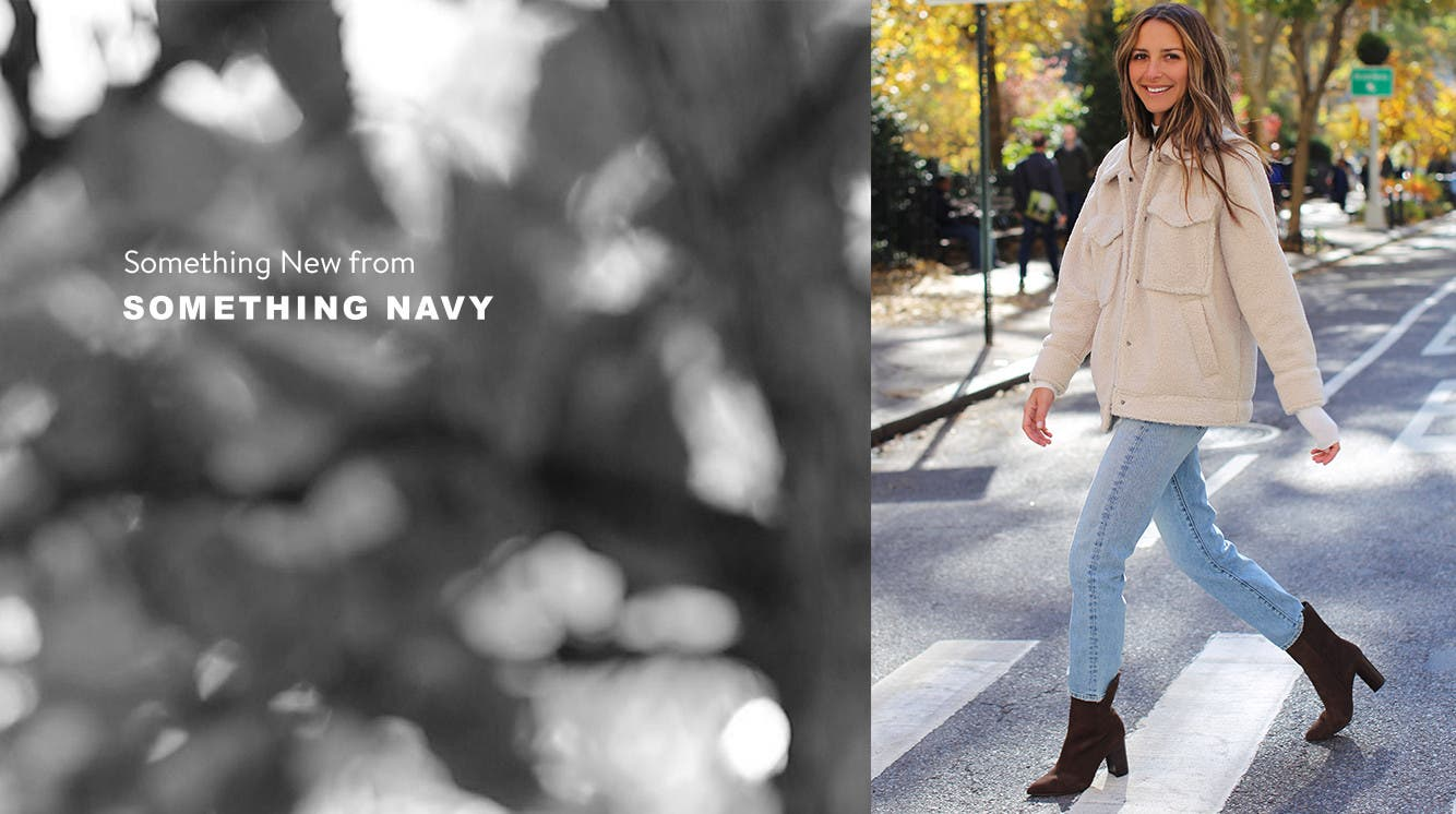 New and Trending from Something Navy.