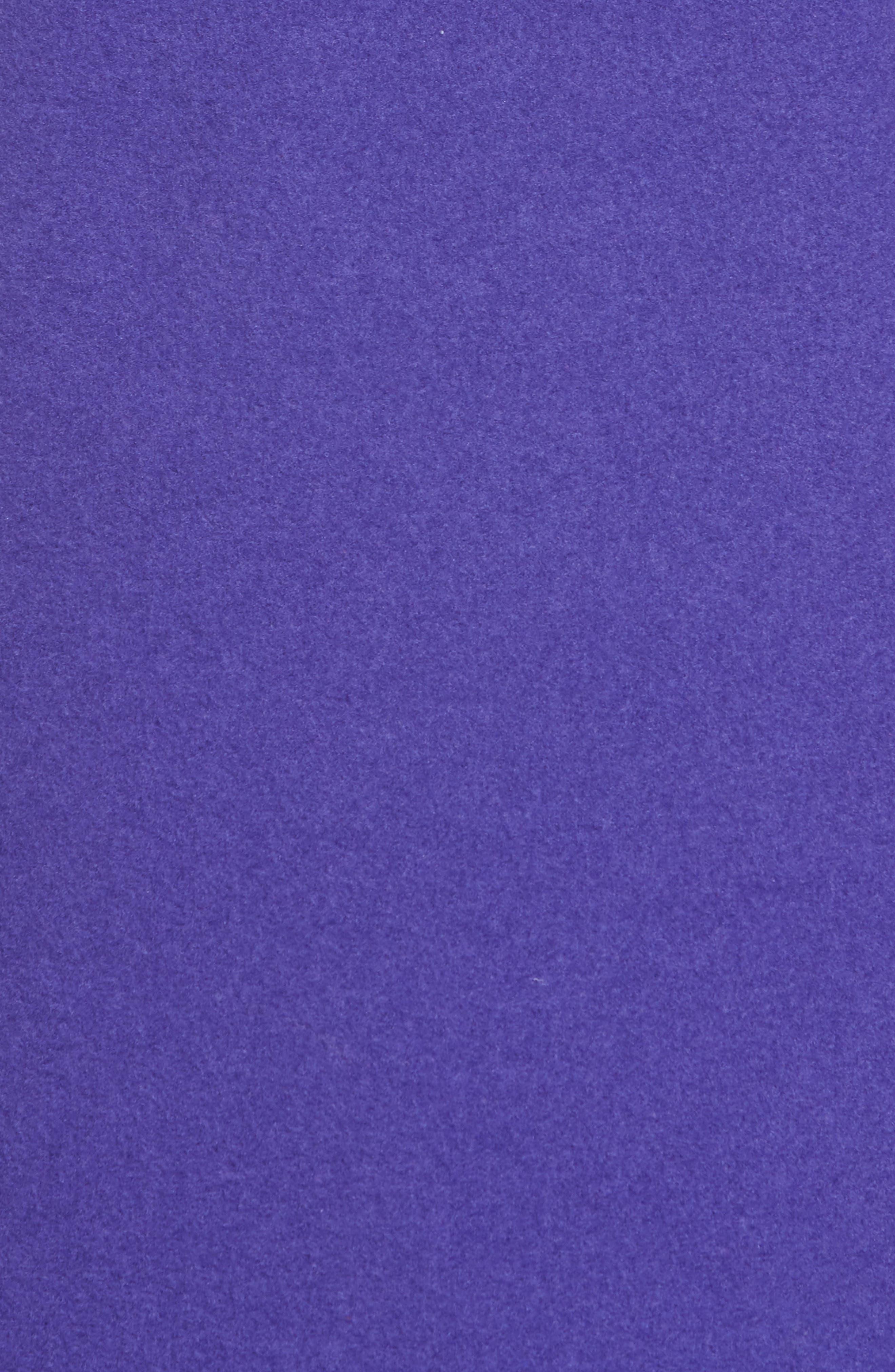 'Glacier' Quarter Zip Pullover,                             Alternate thumbnail 6, color,                             DEEP BLUE HEATHER