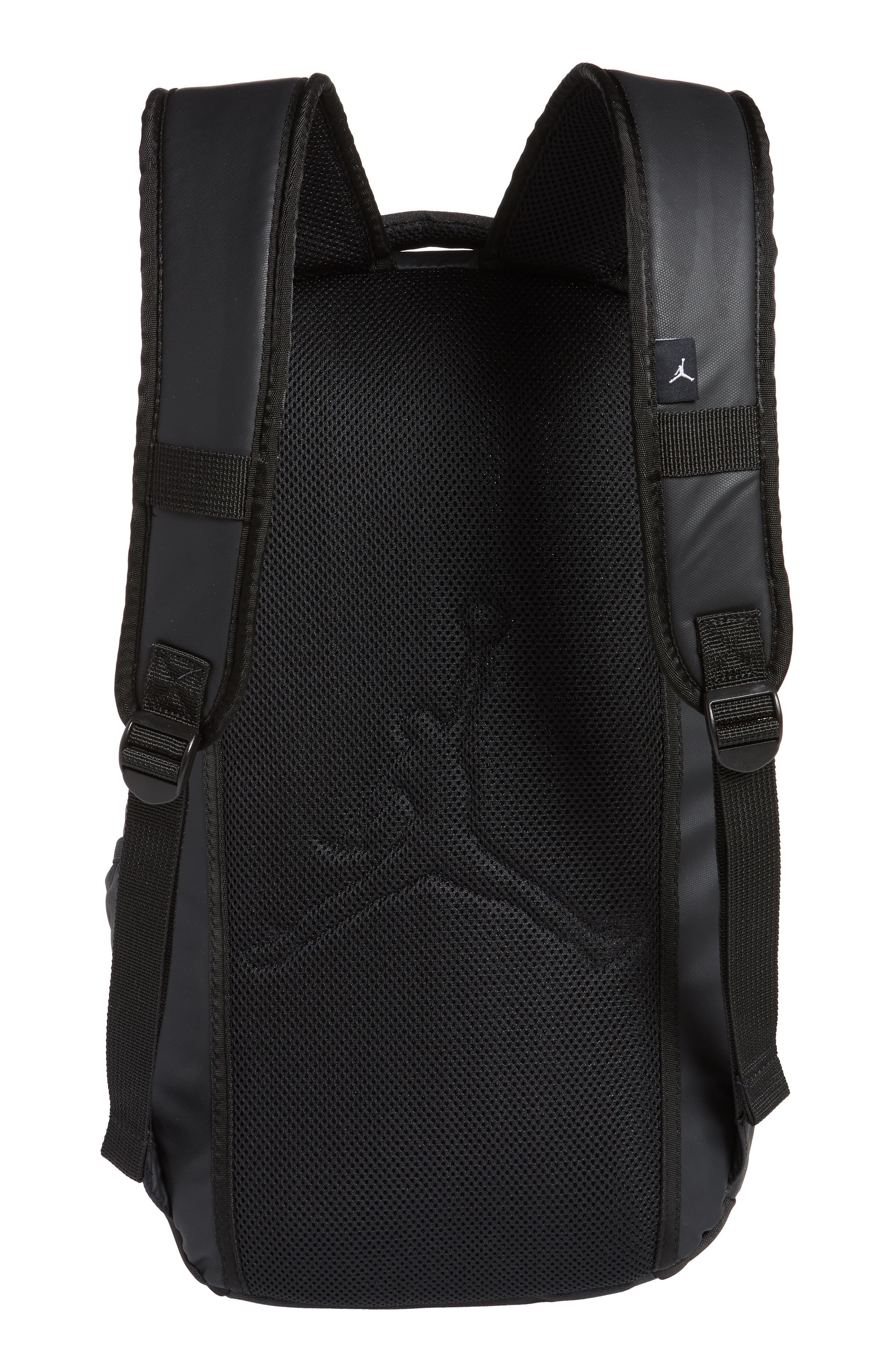 Jordan All World Backpack,                             Alternate thumbnail 2, color,                             014