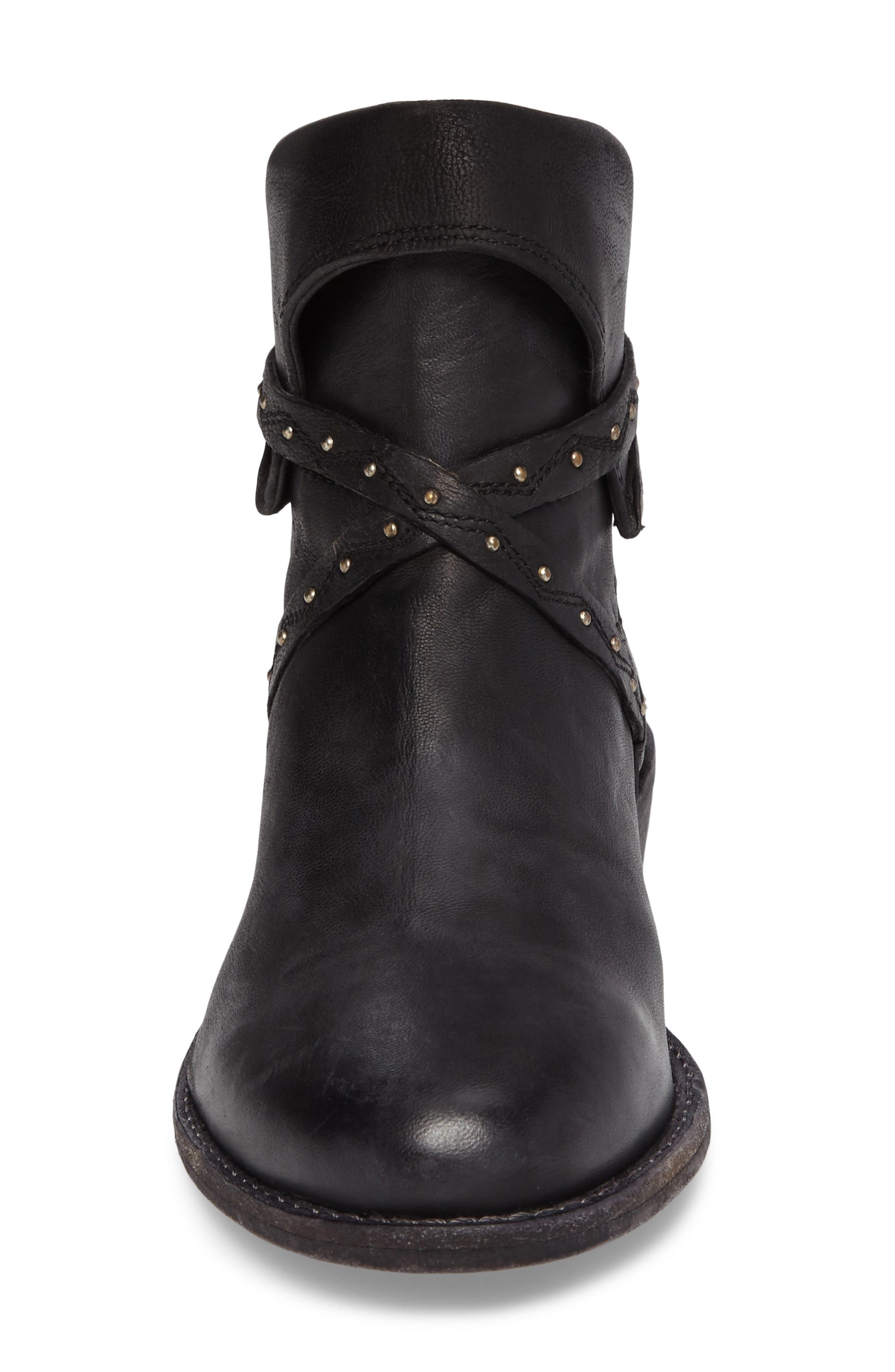Alamosa Slouchy Bootie,                             Alternate thumbnail 4, color,                             001
