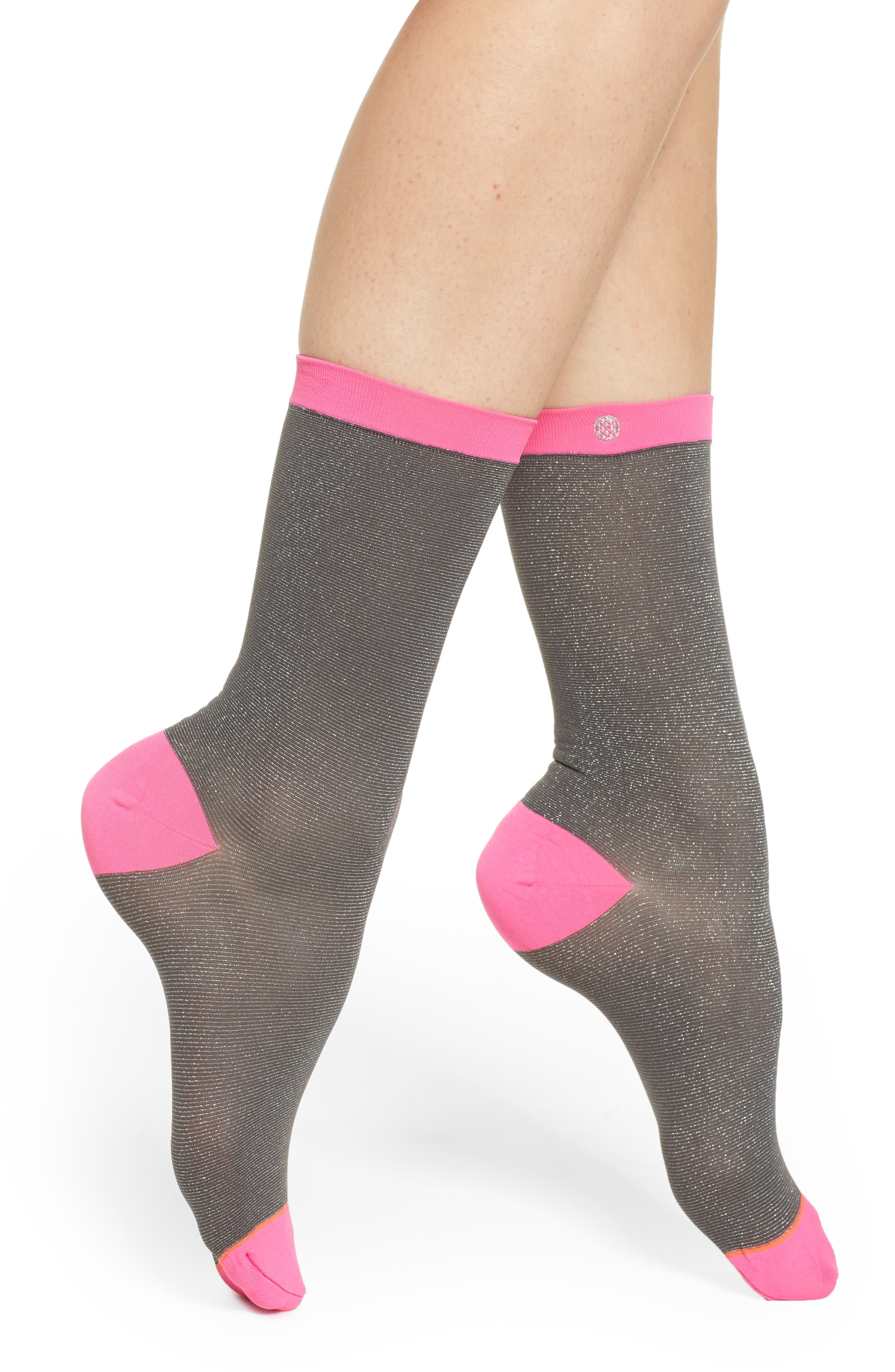 STANCE Too Good Socks in Pink