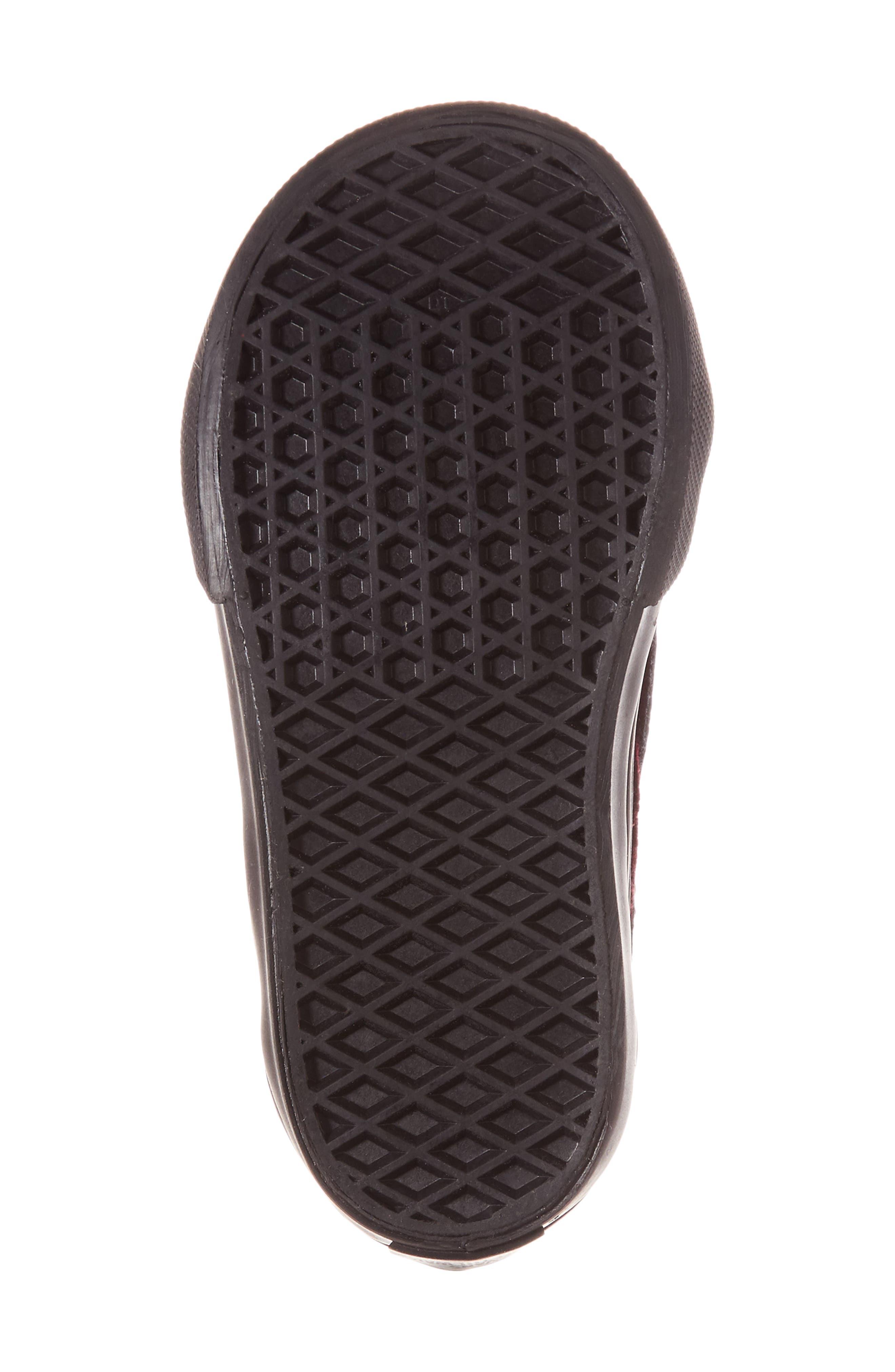 SK8-Hi Zip Sneaker,                             Alternate thumbnail 17, color,