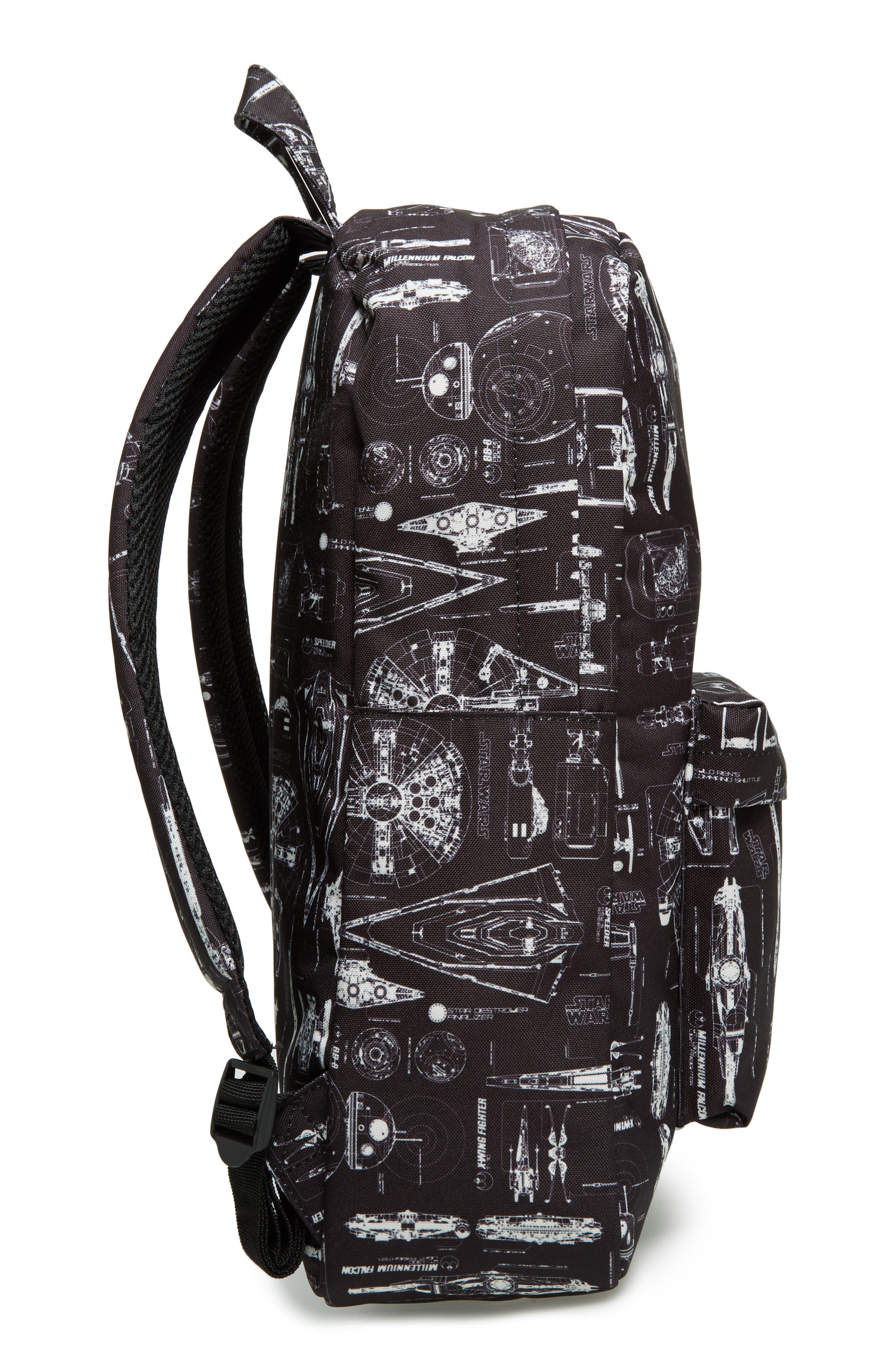 Star Wars<sup>™</sup> The Force Awakens Blueprint Backpack,                             Alternate thumbnail 5, color,                             001