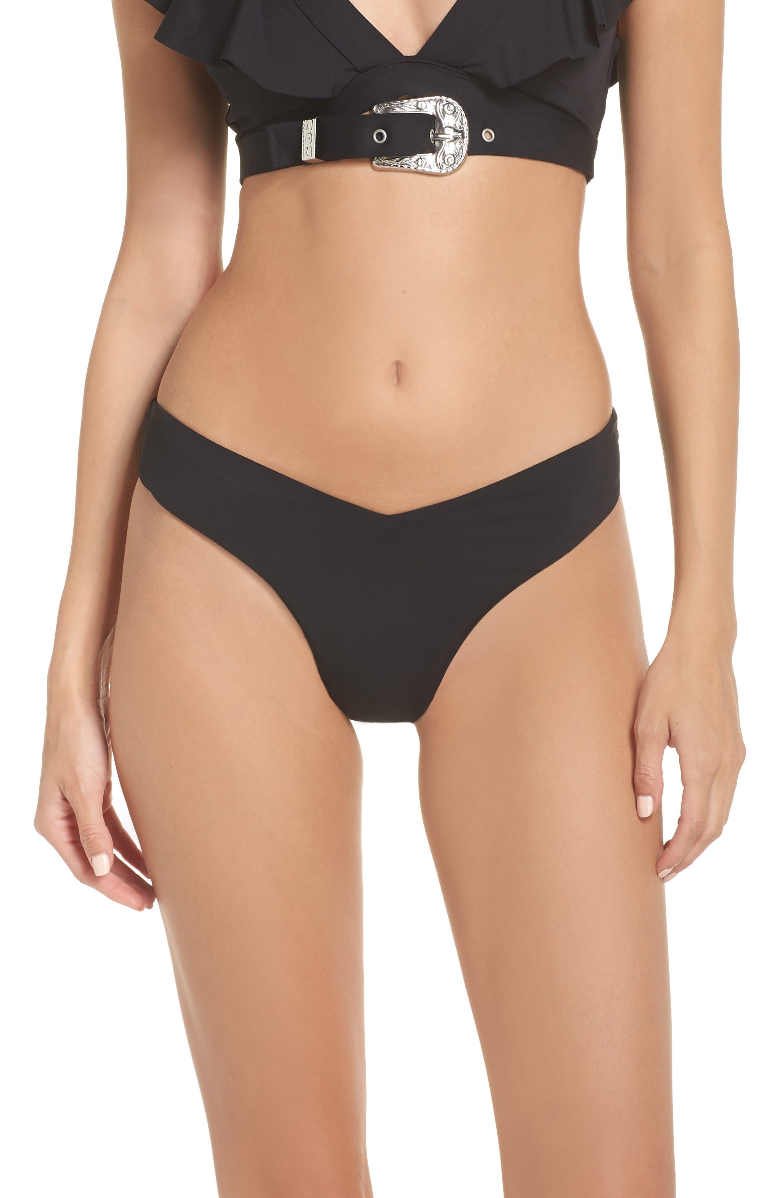 Onia X We Wore What Delila Bikini Bottoms