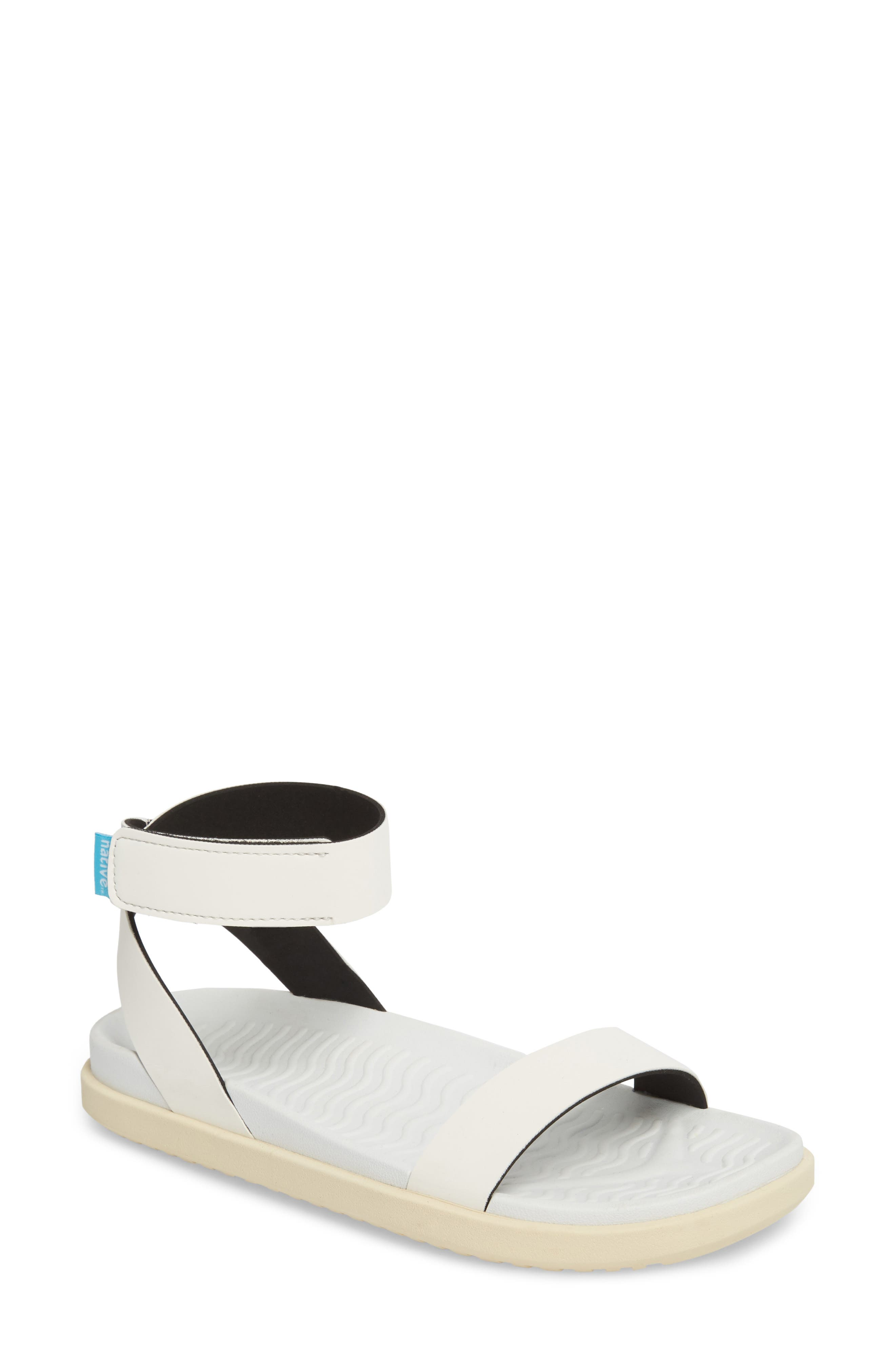 Native Shoes Juliet Sandal, White