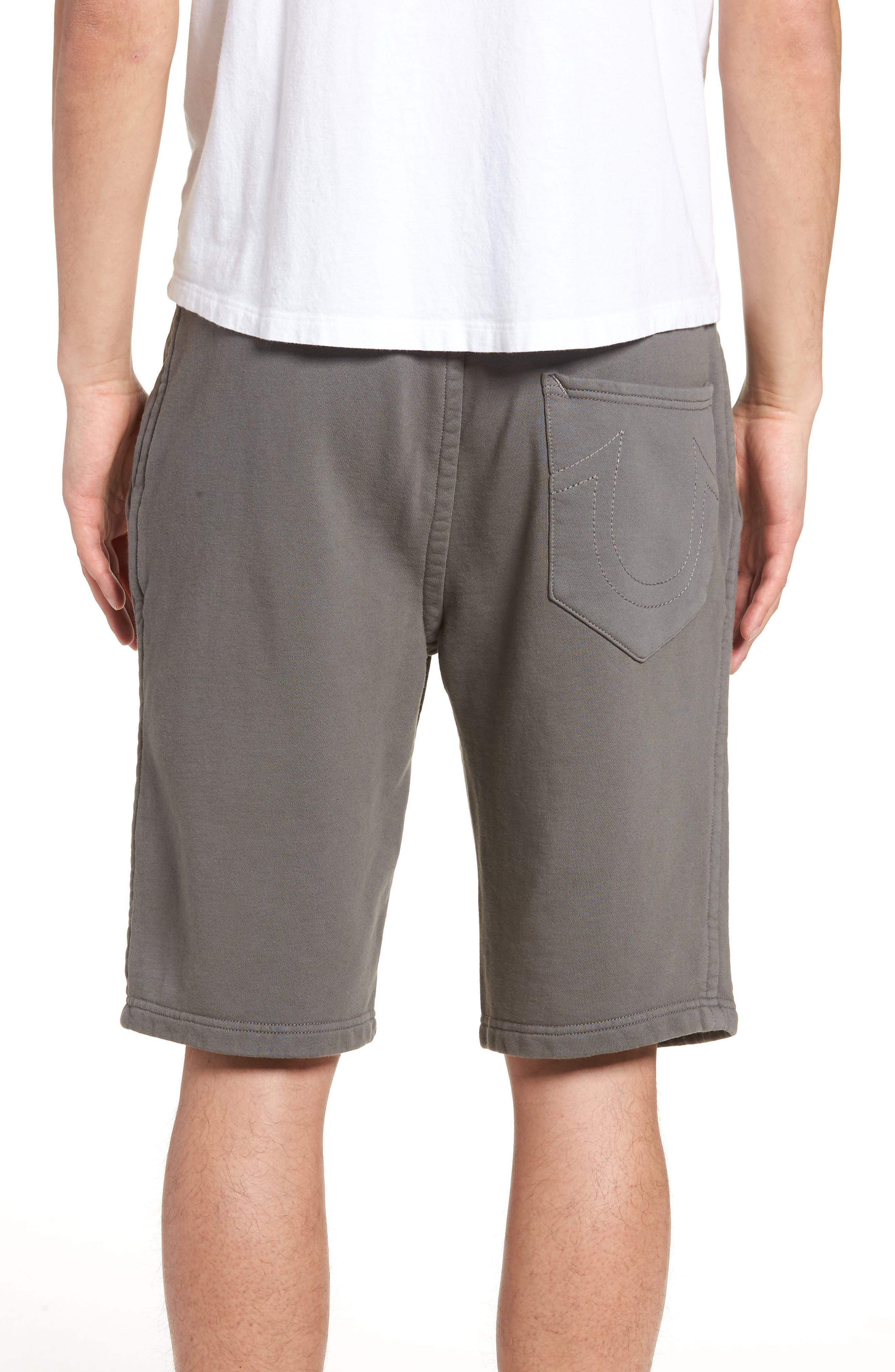 Core Shorts,                             Alternate thumbnail 2, color,                             CHARCOAL