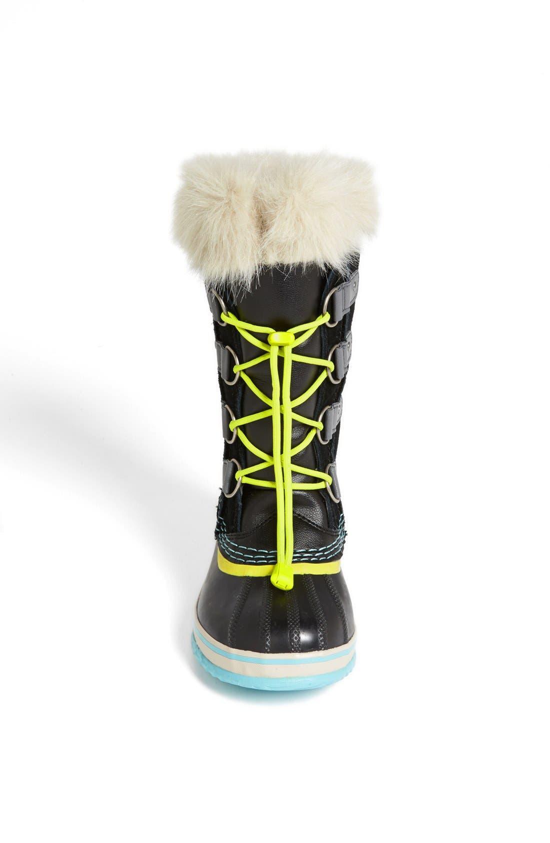 'Joan of Arctic' Boot,                             Alternate thumbnail 2, color,                             001