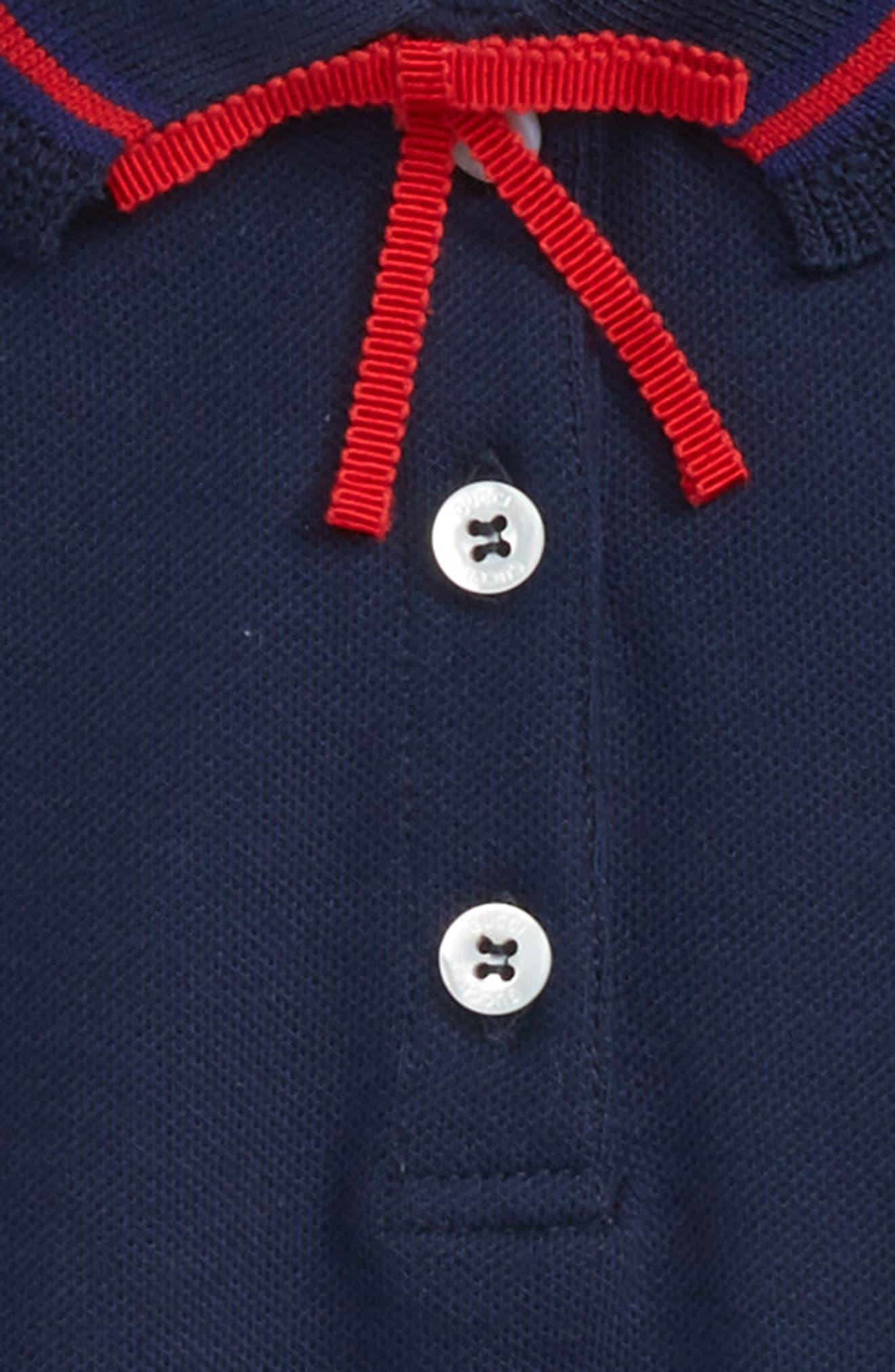 Grosgrian Ribbon Polo,                             Alternate thumbnail 2, color,                             493