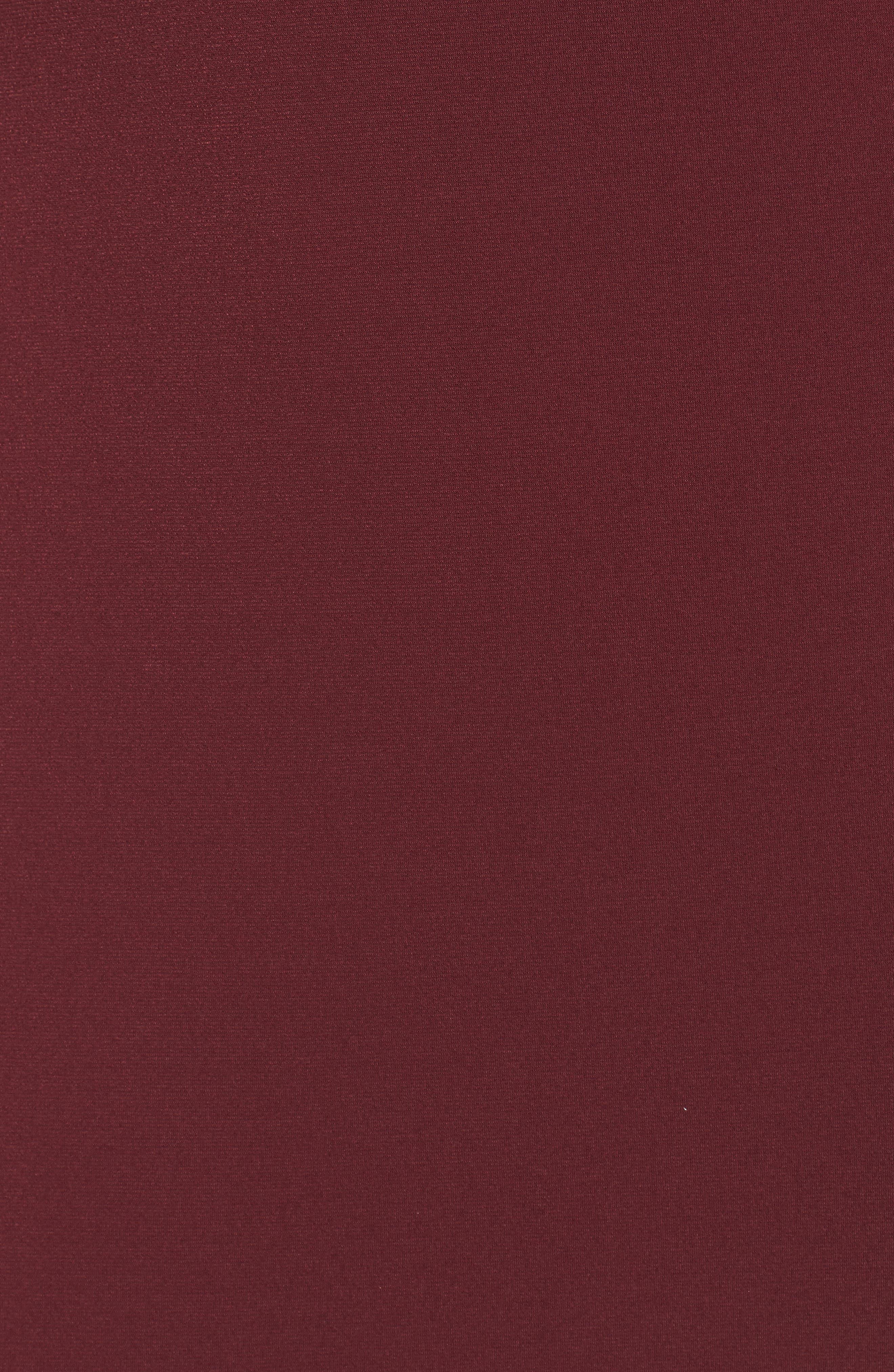Long Sleeve Ruffle Dress,                             Alternate thumbnail 5, color,                             633