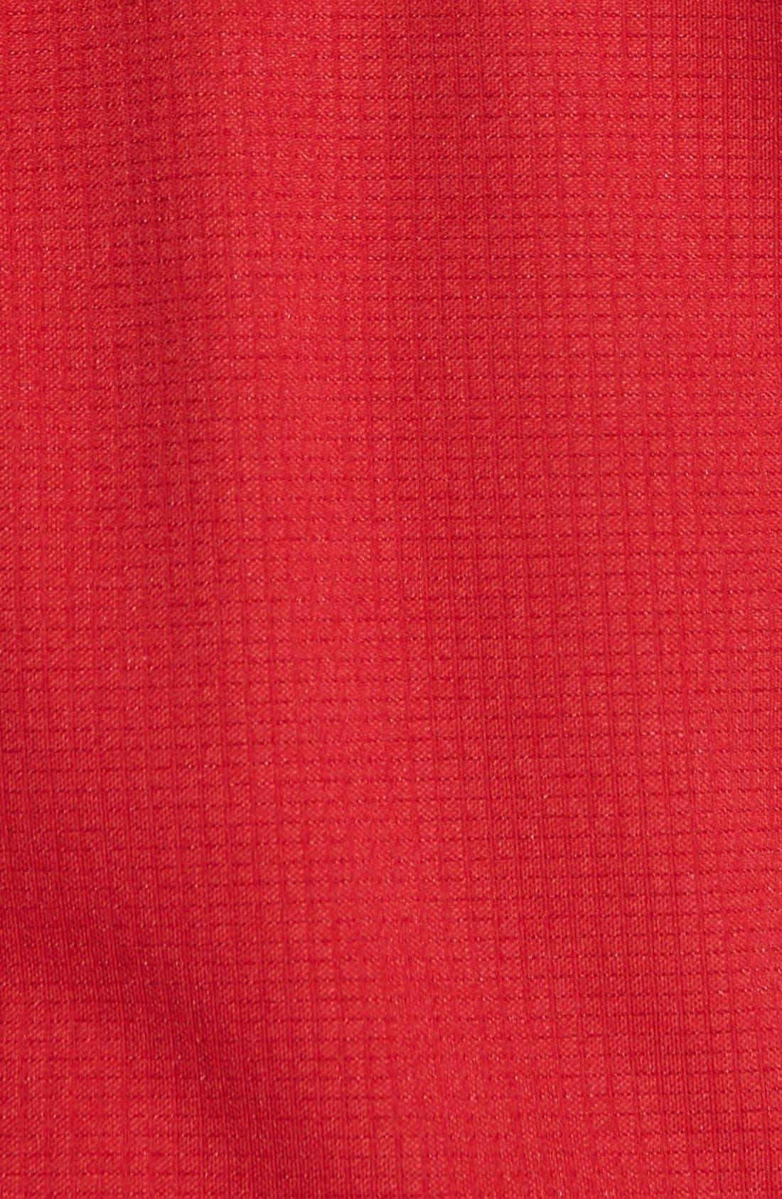 'Genre' DryTec Moisture Wicking Polo,                             Alternate thumbnail 2, color,                             CARDINAL RED