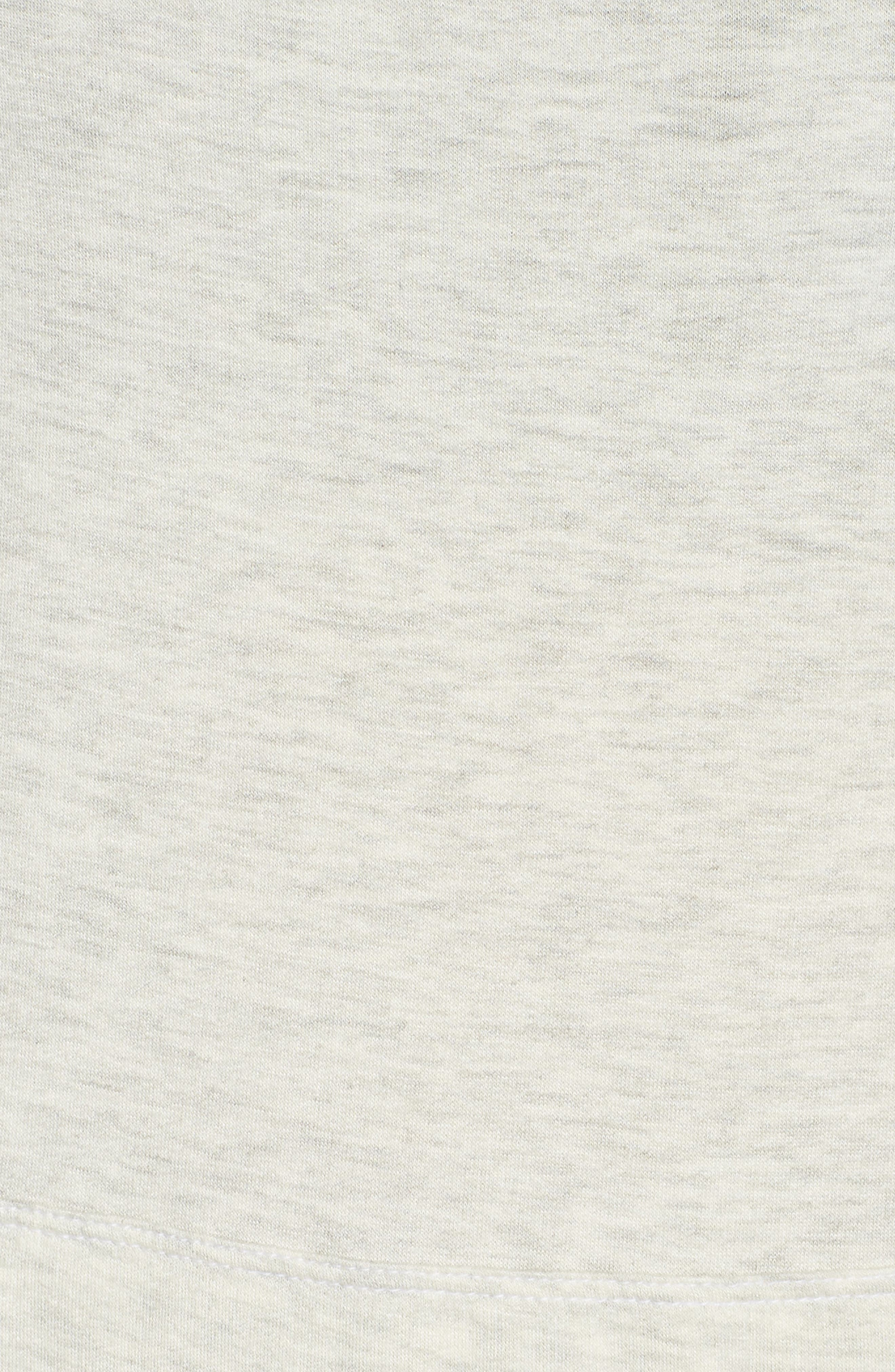 Shira Thankful Cowl Neck Pullover,                             Alternate thumbnail 6, color,                             NATURAL