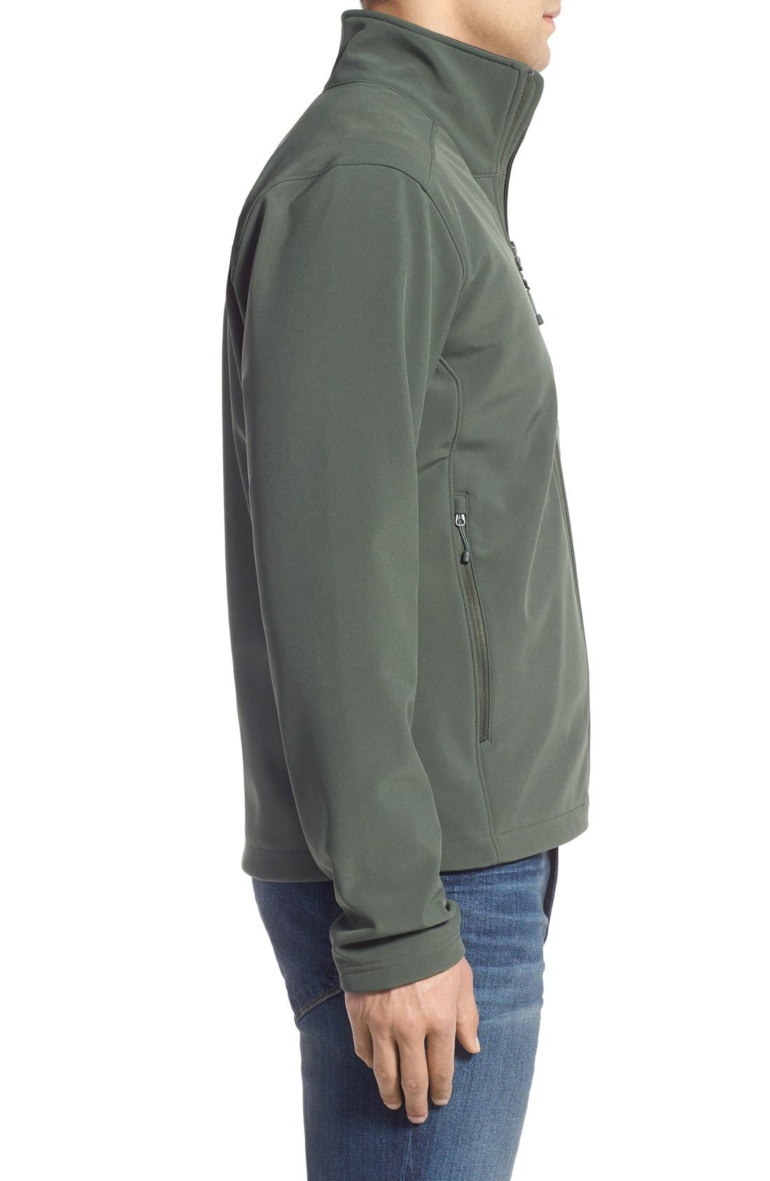'Apex Bionic 2' Windproof & Water Resistant Soft Shell Jacket,                             Alternate thumbnail 33, color,