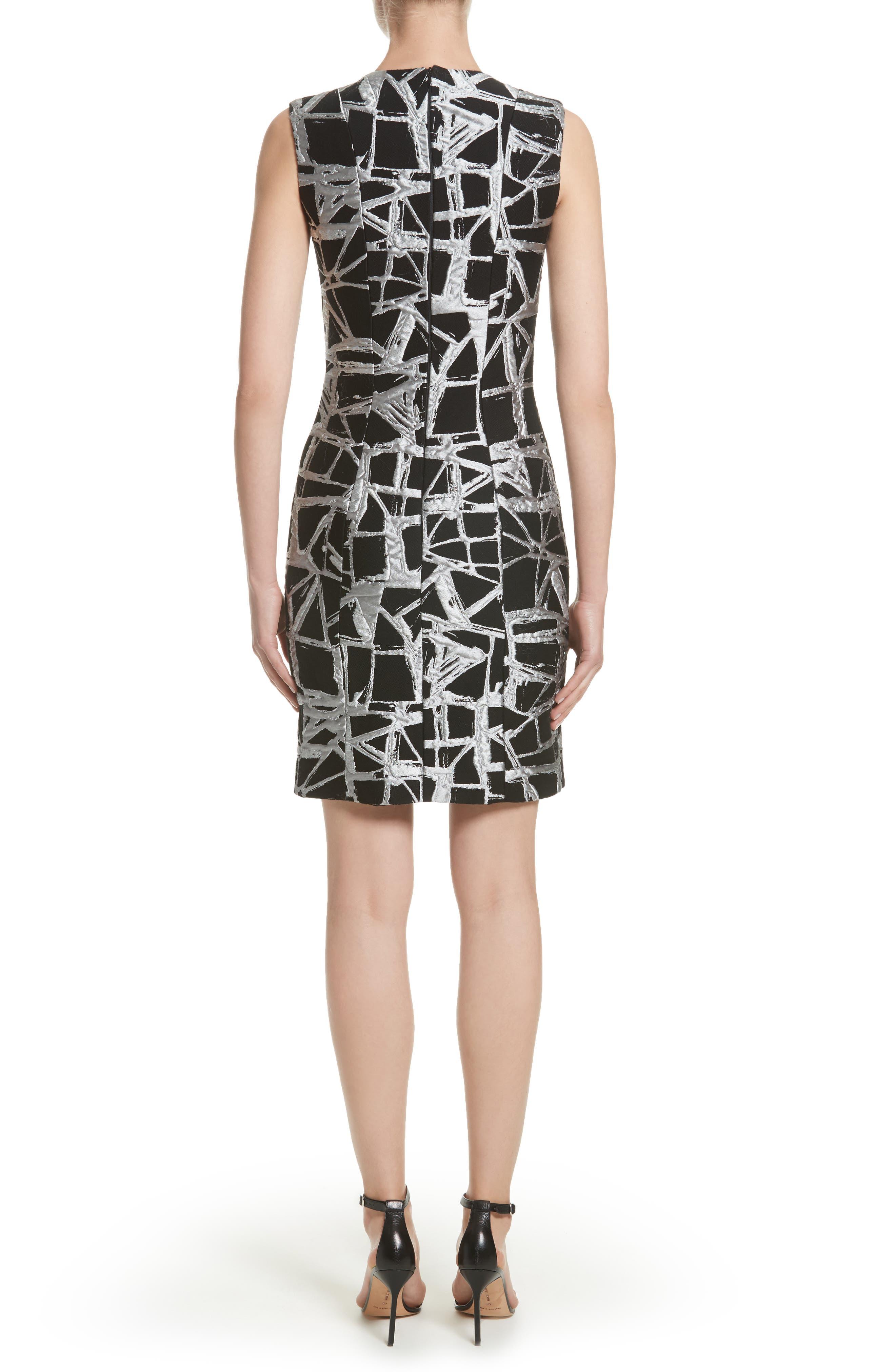 Sheath Dress,                             Alternate thumbnail 2, color,