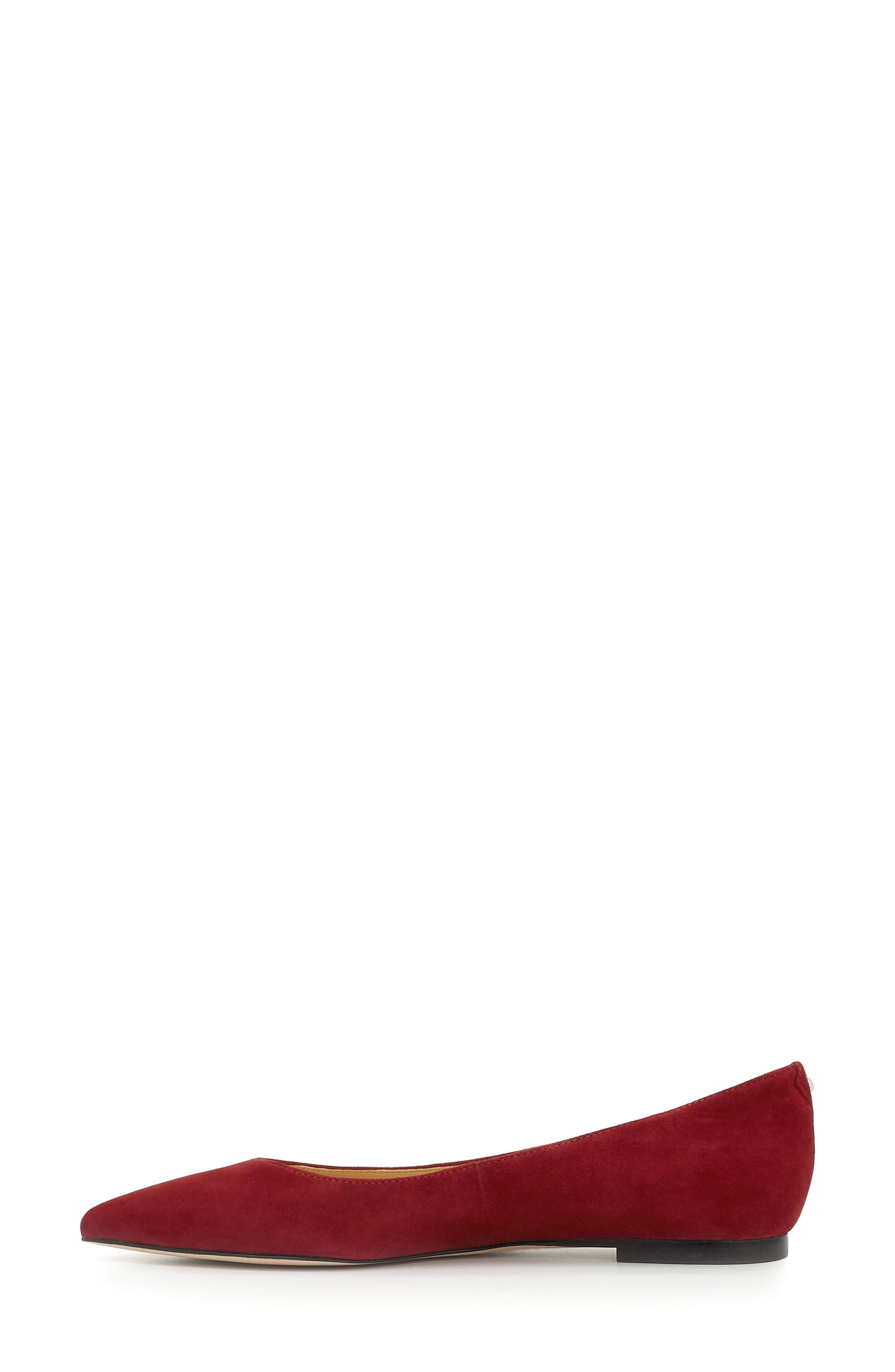 Rae Pointy Toe Flat,                             Alternate thumbnail 2, color,                             602