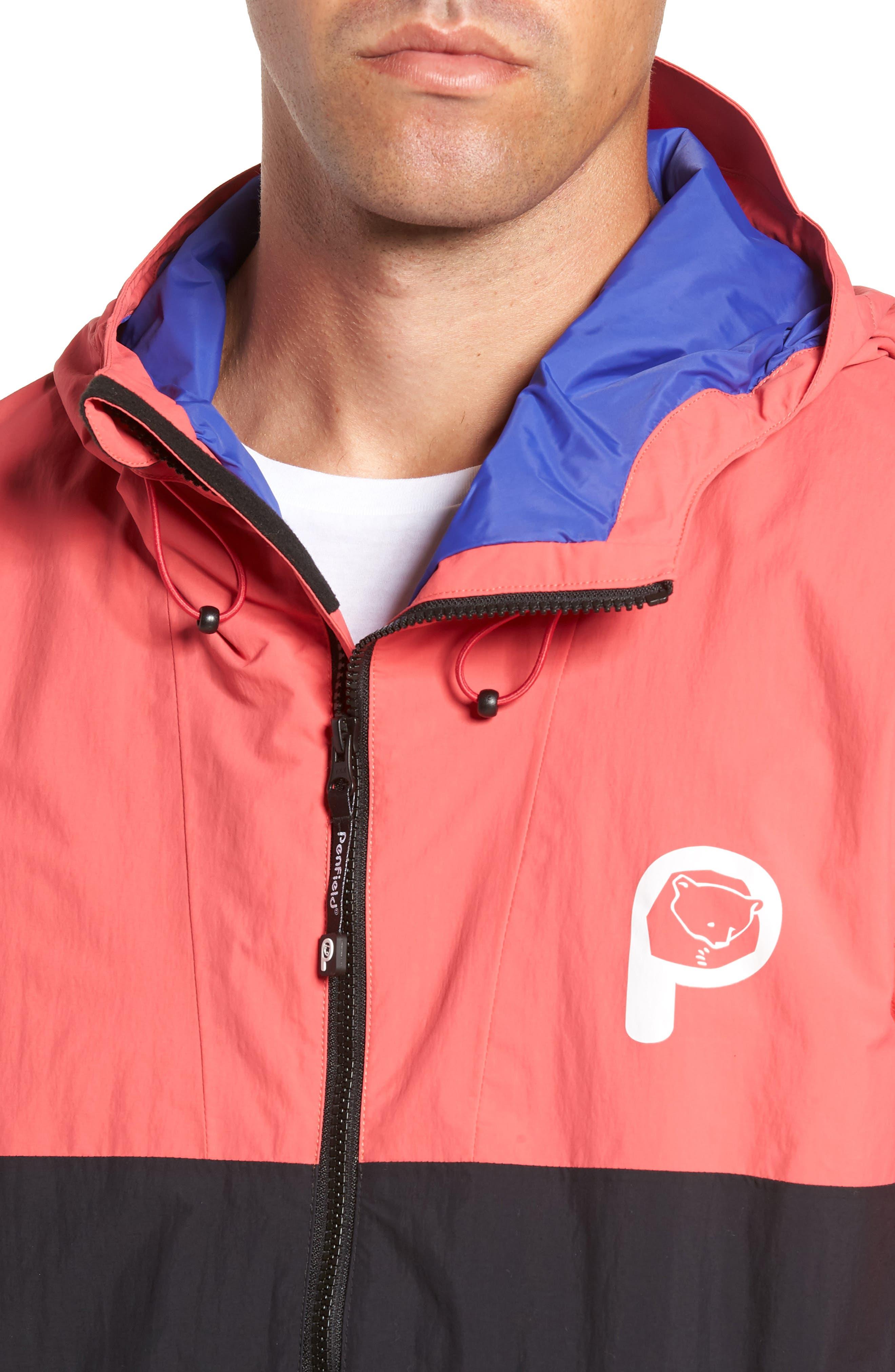 PENFIELD,                             Fallon Waterproof Jacket,                             Alternate thumbnail 5, color,                             600