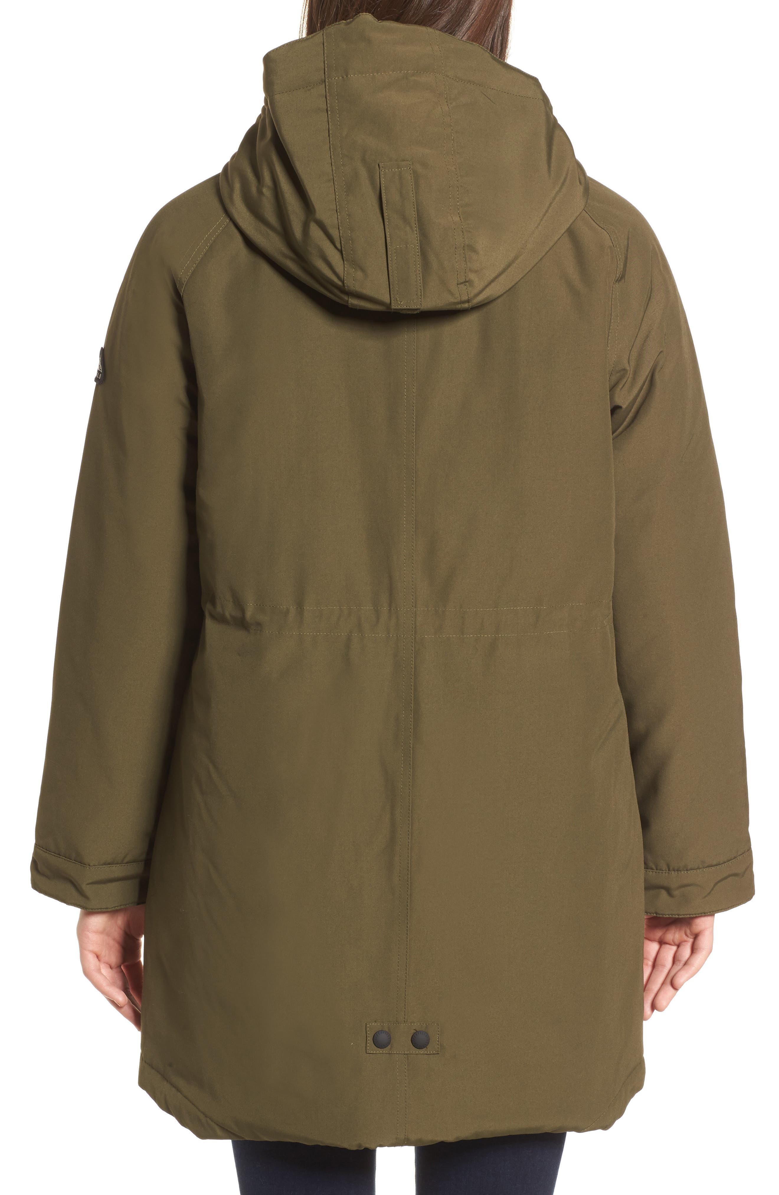 Kingman Hooded Fishtail Parka,                             Alternate thumbnail 2, color,                             307