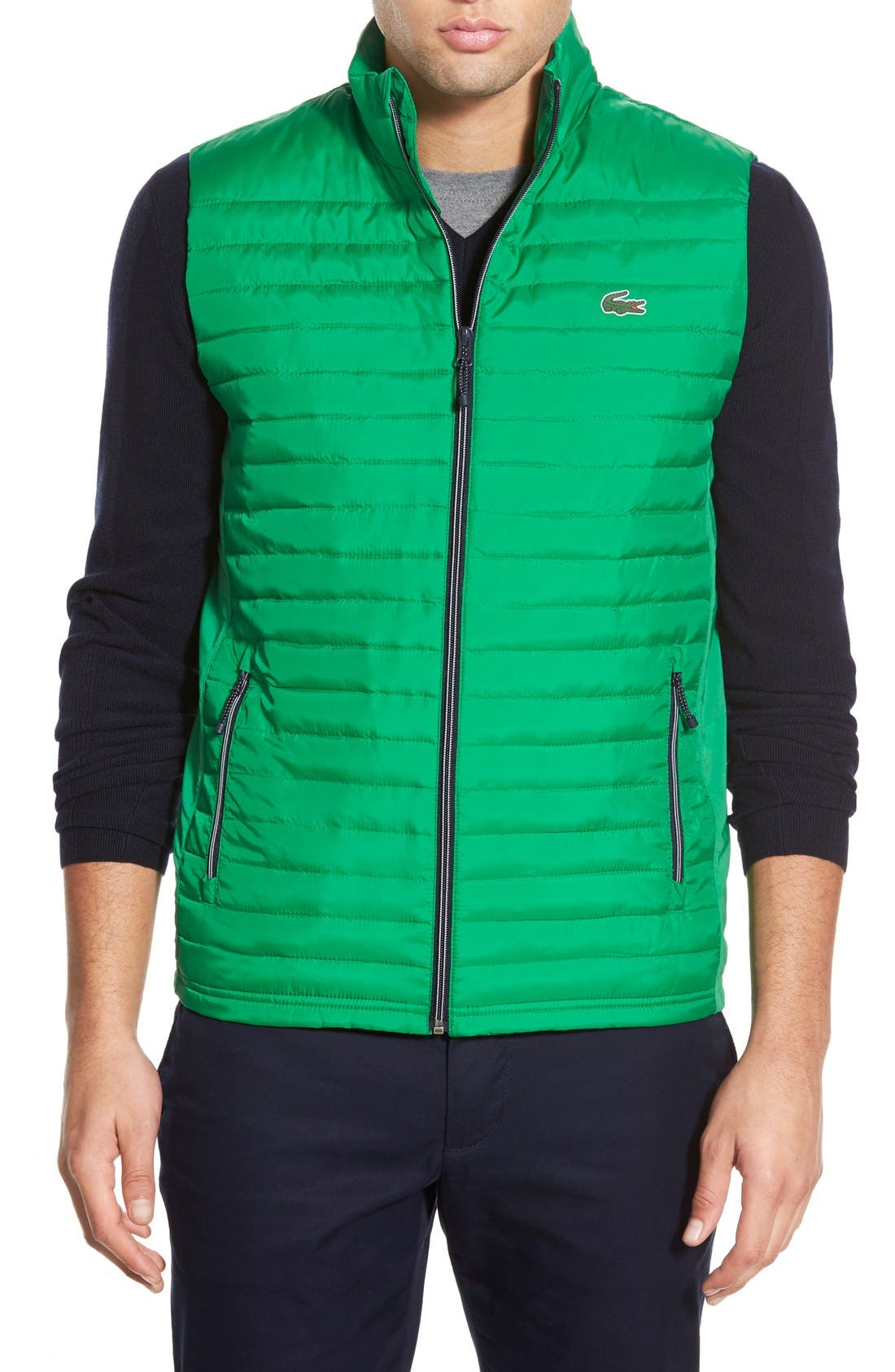 'Sport' Insulated Vest,                         Main,                         color, 399