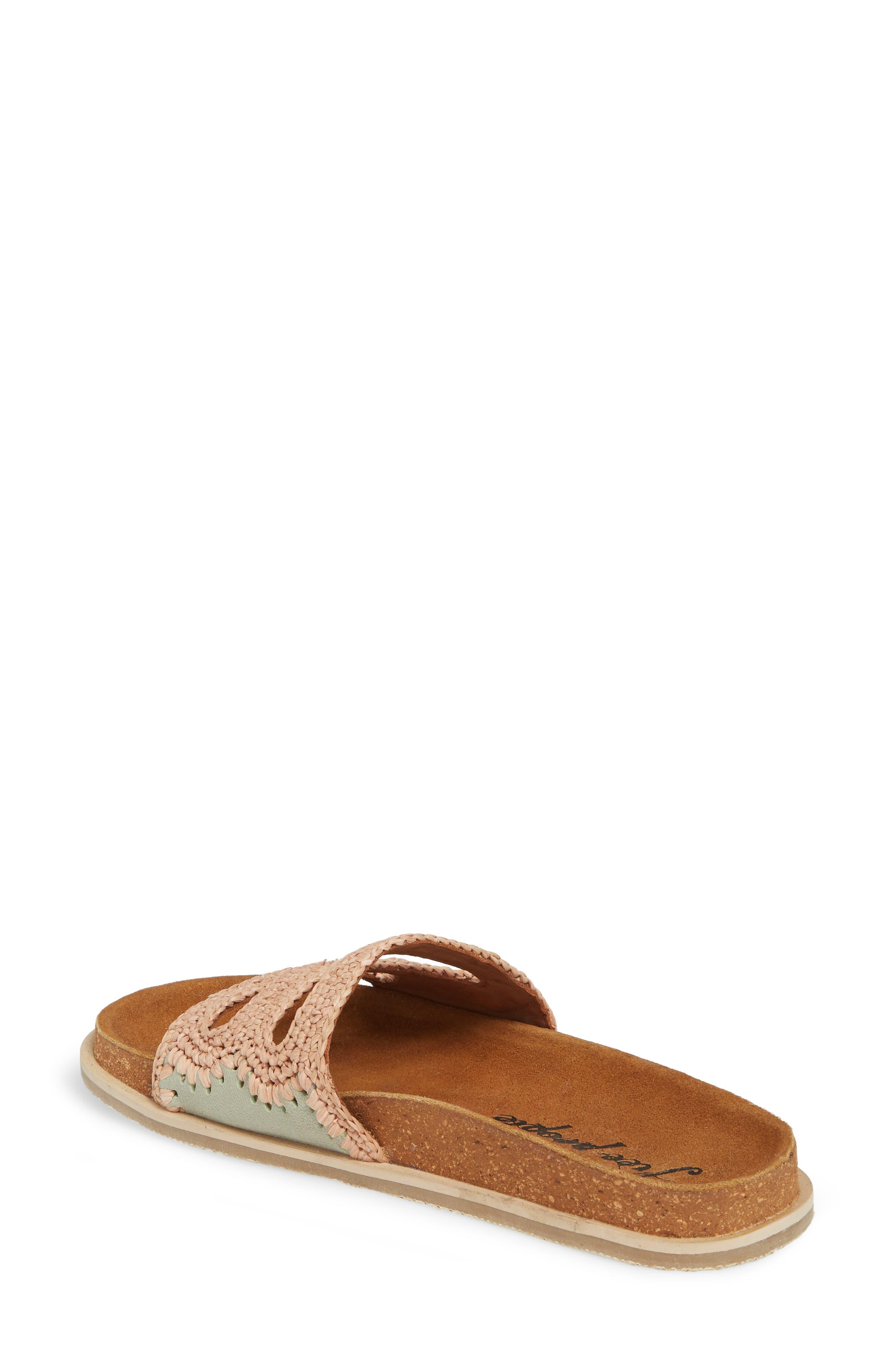 Crete Slide Sandal,                             Alternate thumbnail 4, color,