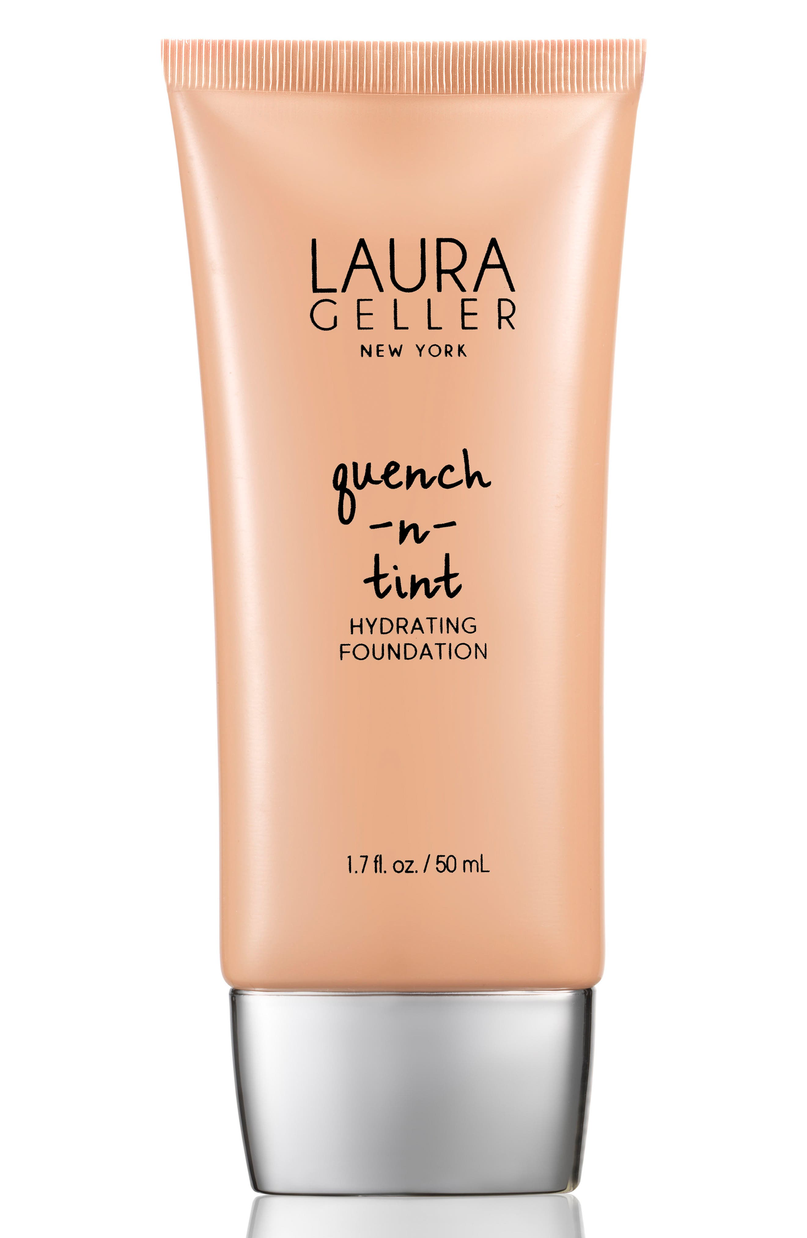 Quench-n-Tint Hydrating Foundation,                             Main thumbnail 1, color,                             LIGHT