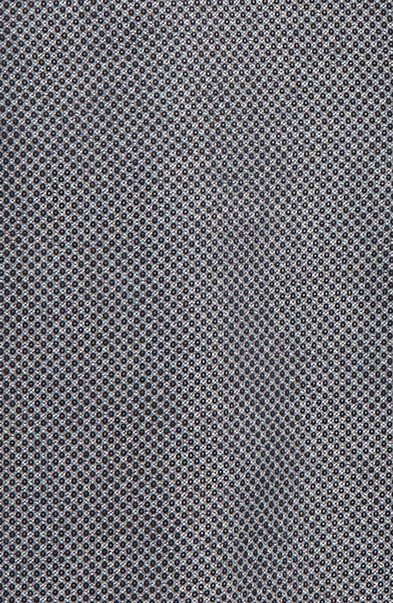 Solid Dress Shirt,                             Alternate thumbnail 2, color,                             001