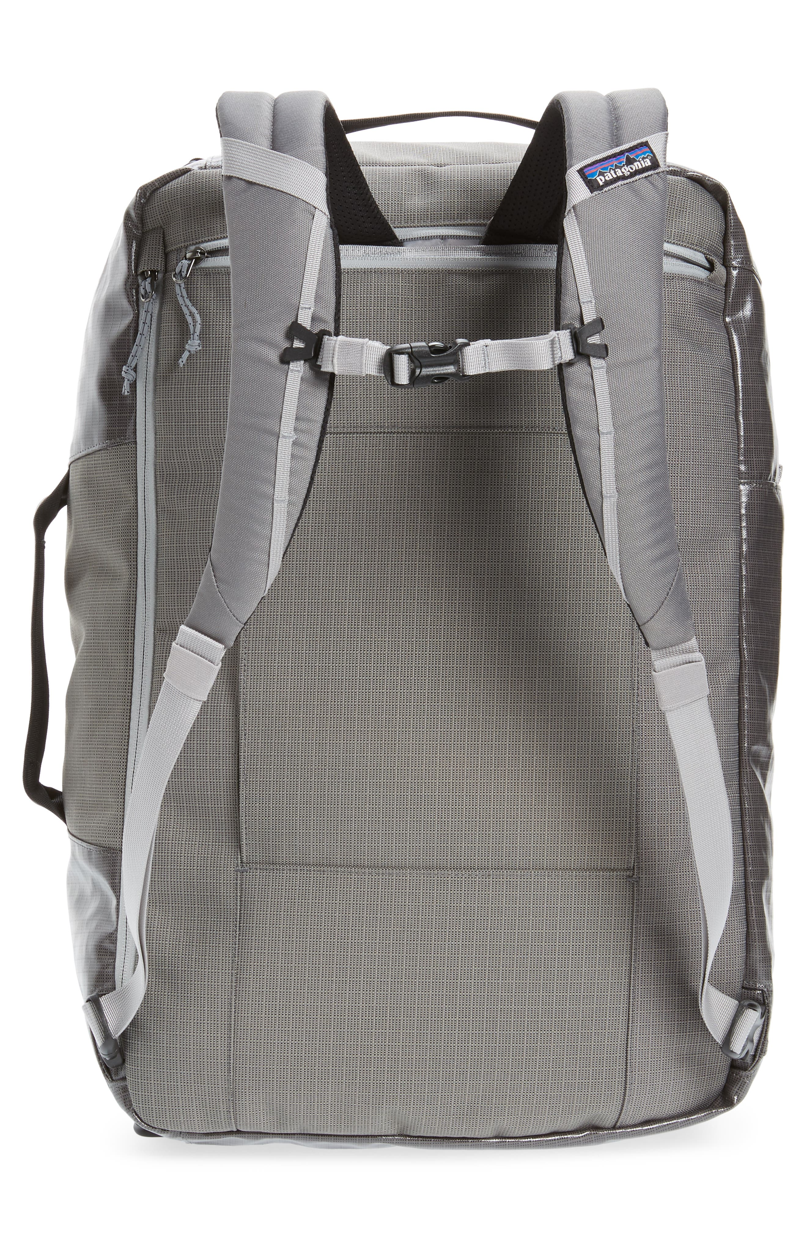 Black Hole 45L Backpack,                             Alternate thumbnail 4, color,                             HEX GREY