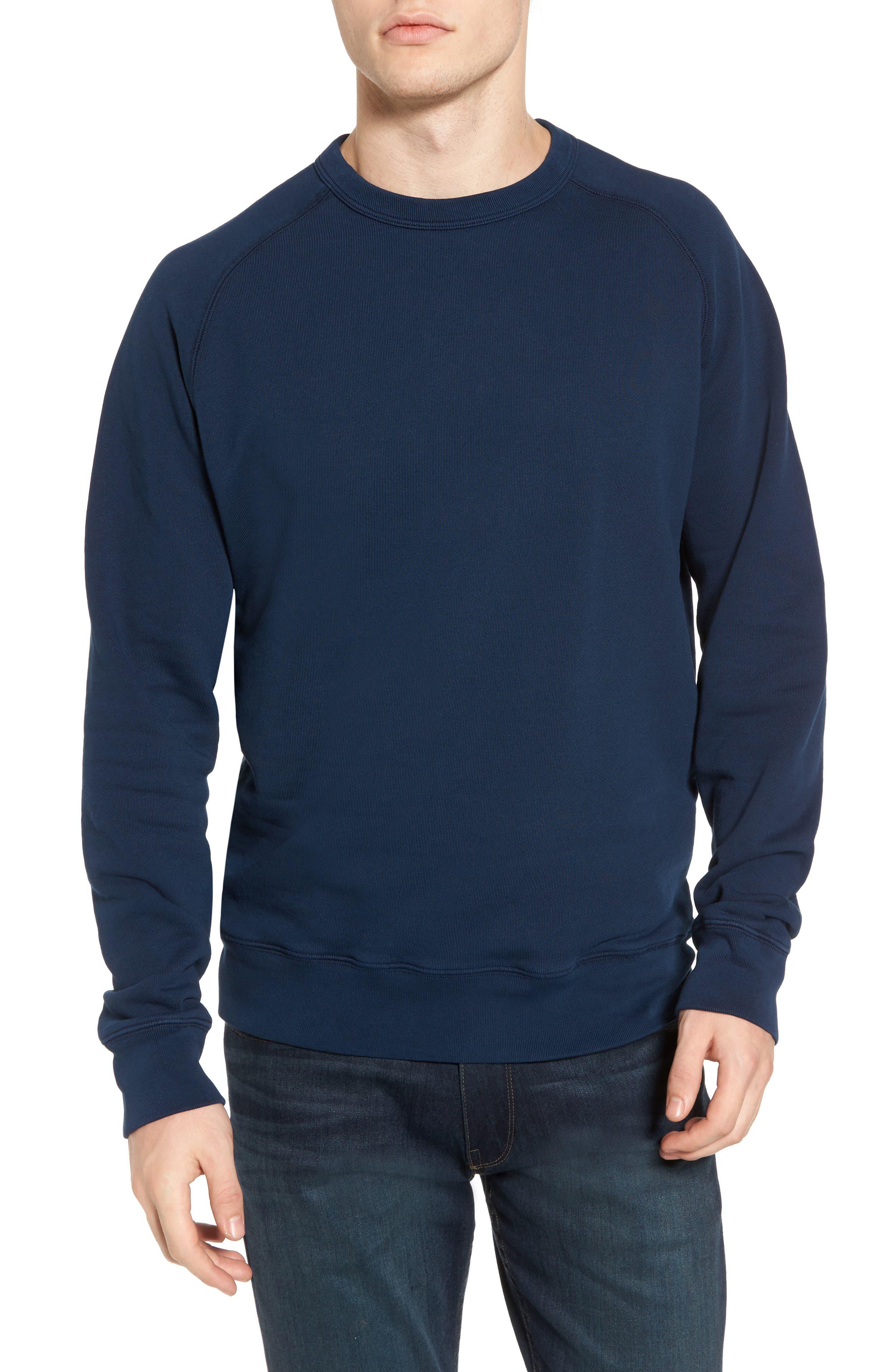 South Sea Raglan Sweatshirt,                             Main thumbnail 2, color,