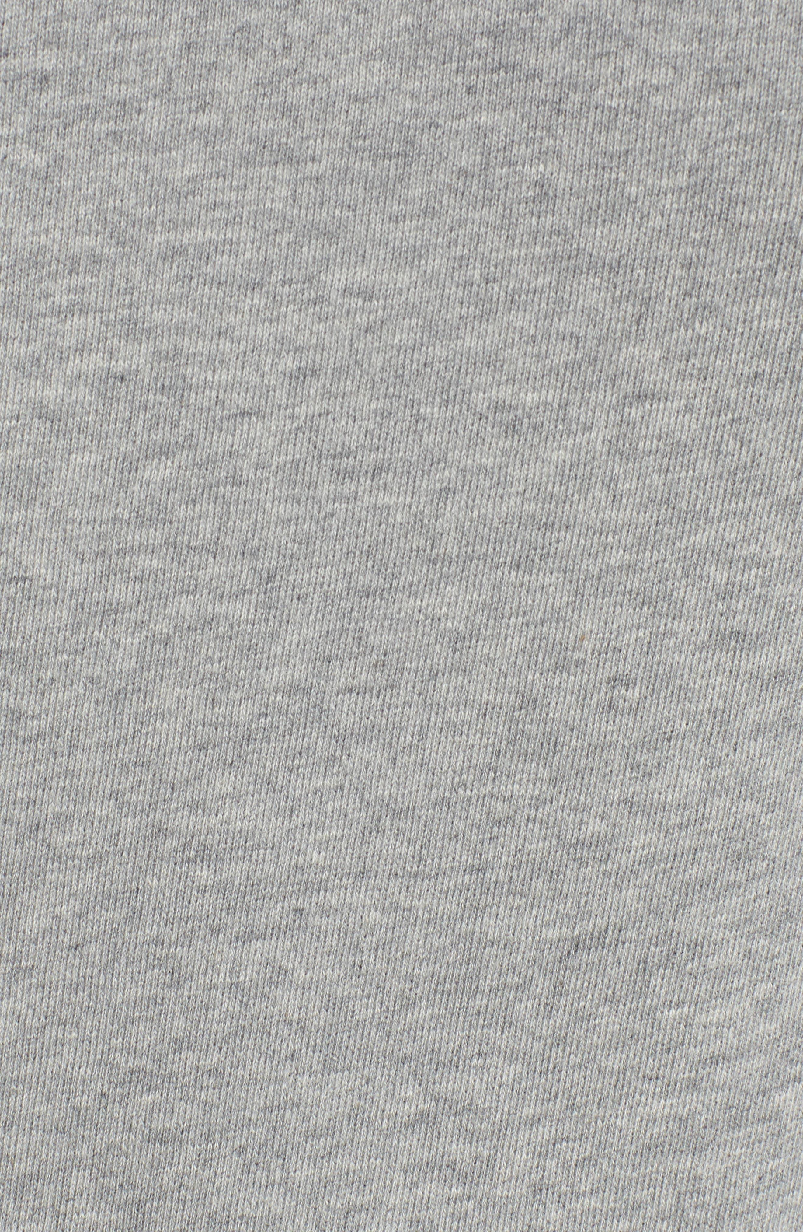 Ruffle Sweatshirt,                             Alternate thumbnail 5, color,                             031