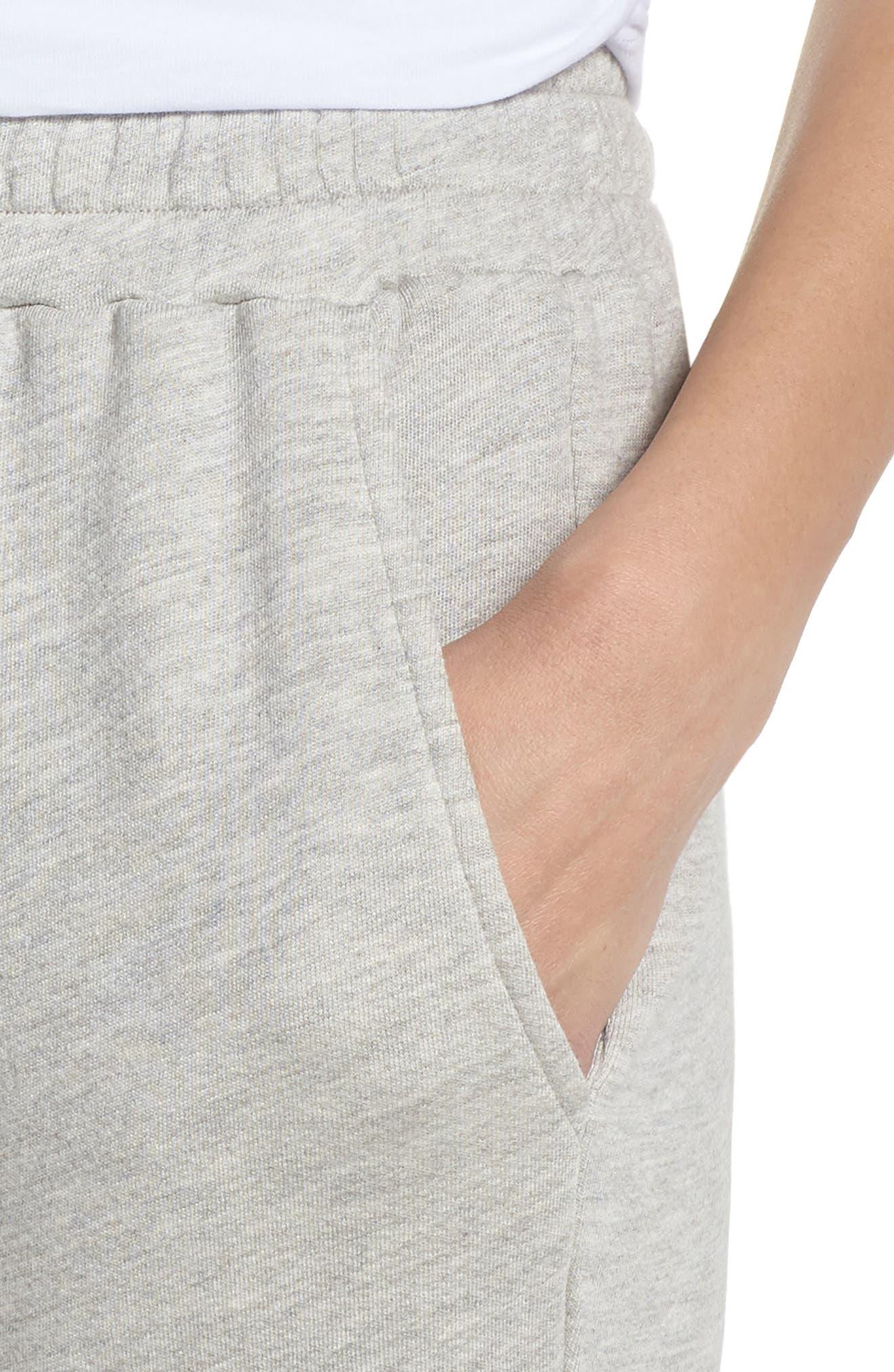 Terry Pajama Pants,                             Alternate thumbnail 4, color,                             028