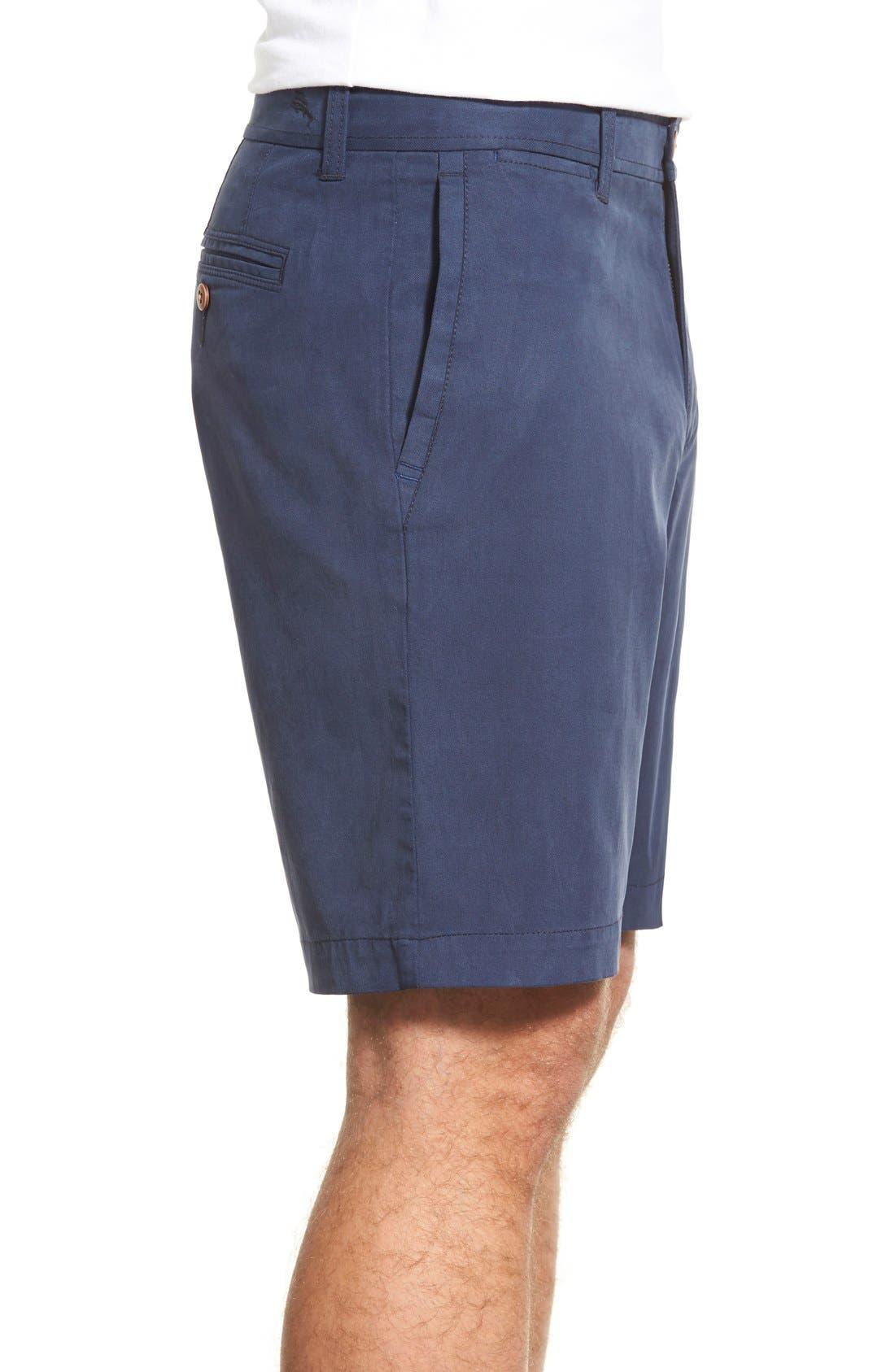 'Offshore' Flat Front Shorts,                             Alternate thumbnail 41, color,