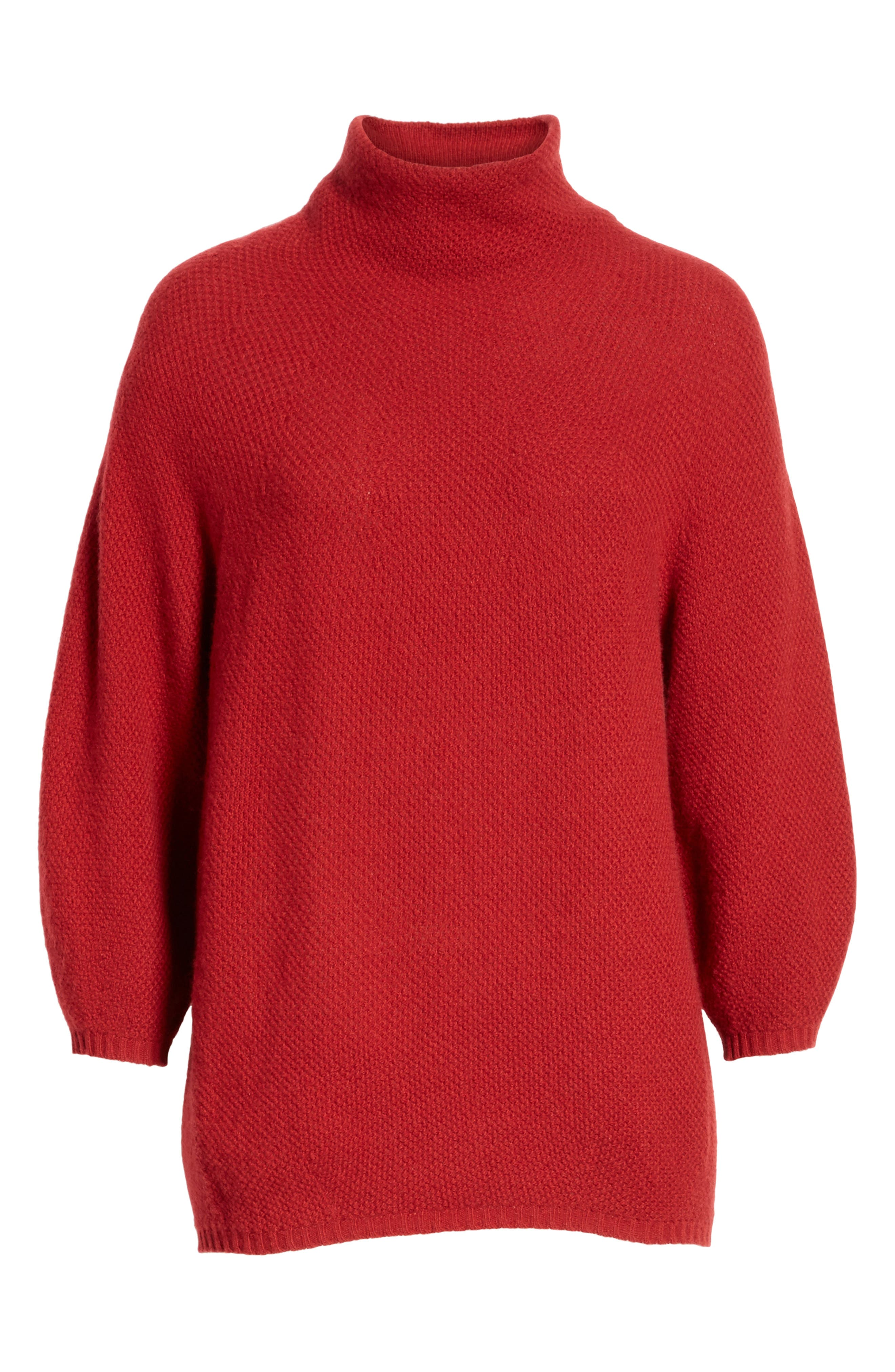 Belgio Wool & Cashmere Sweater,                             Alternate thumbnail 6, color,                             614