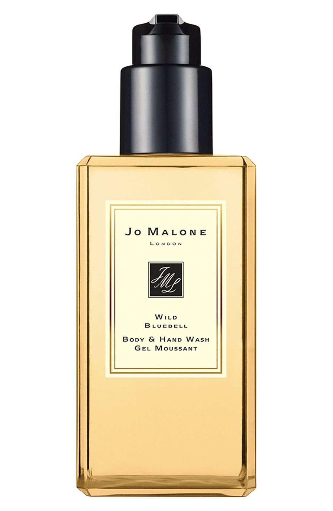 JO MALONE LONDON<SUP>™</SUP>,                             Jo Malone<sup>™</sup> 'Wild Bluebell' Body & Hand Wash,                             Alternate thumbnail 4, color,                             000