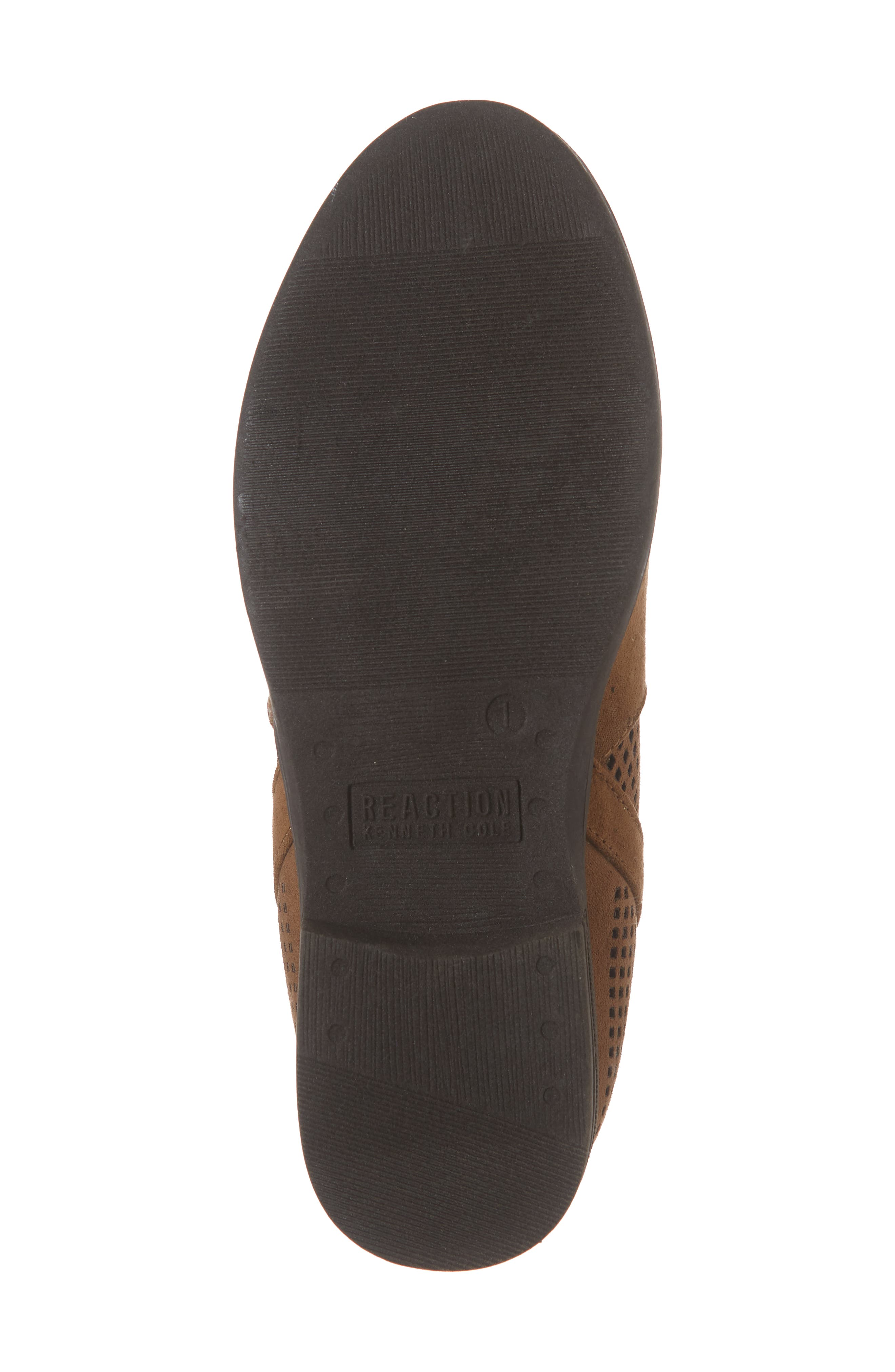 Wild Westy Perforated Bootie,                             Alternate thumbnail 6, color,                             206