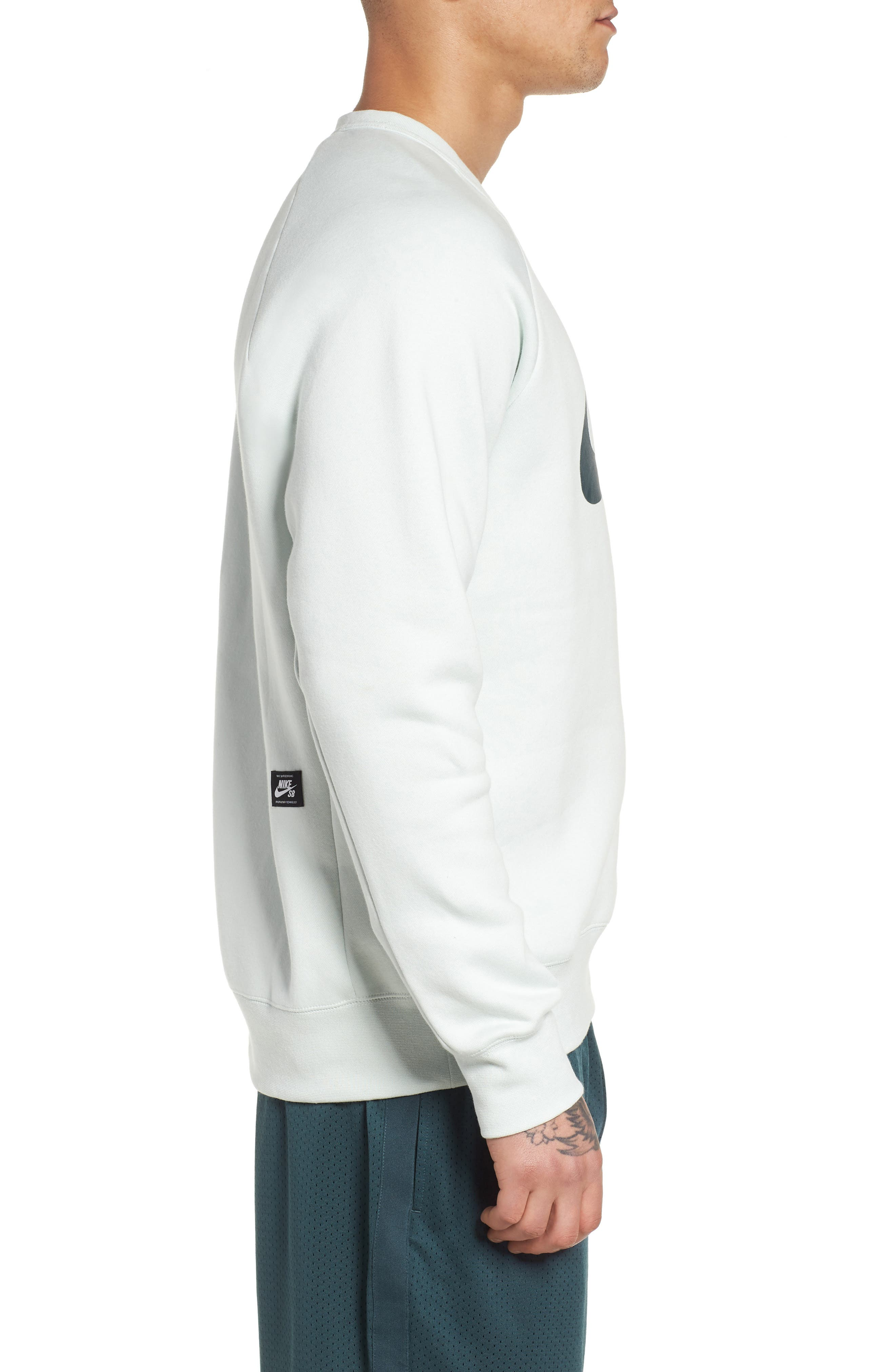 SB Icon Sweatshirt,                             Alternate thumbnail 7, color,