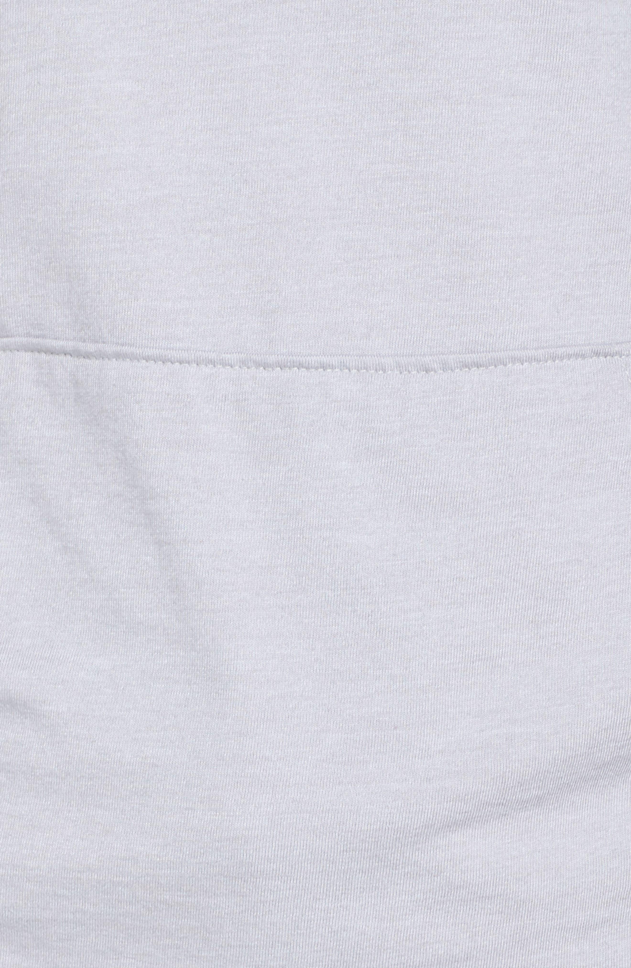 Lightweight Hoodie Sweatshirt,                             Alternate thumbnail 7, color,                             TNF LIGHT GREY HEATHER