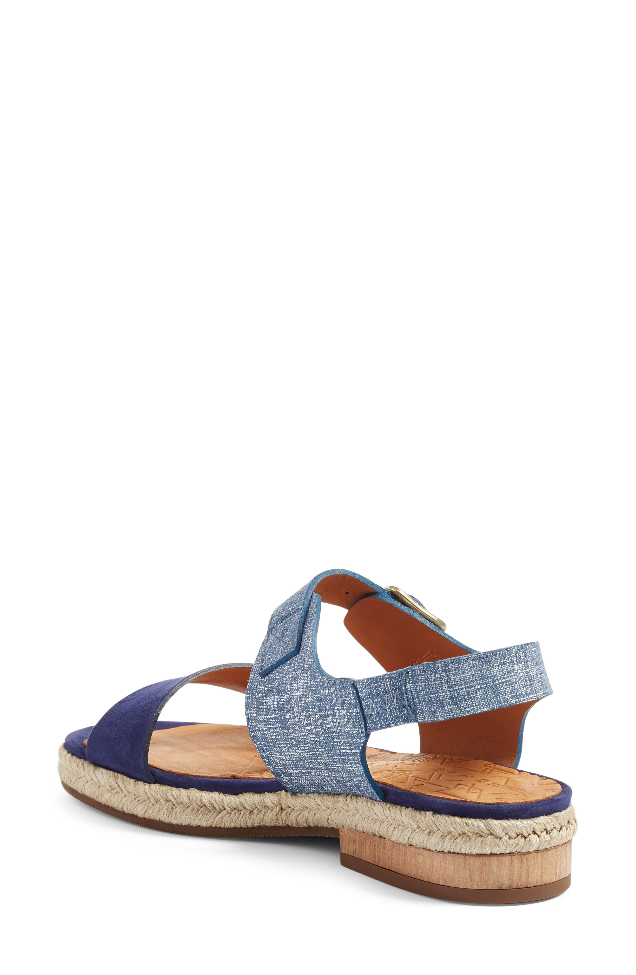 Hello Espadrille Sandal,                             Alternate thumbnail 2, color,