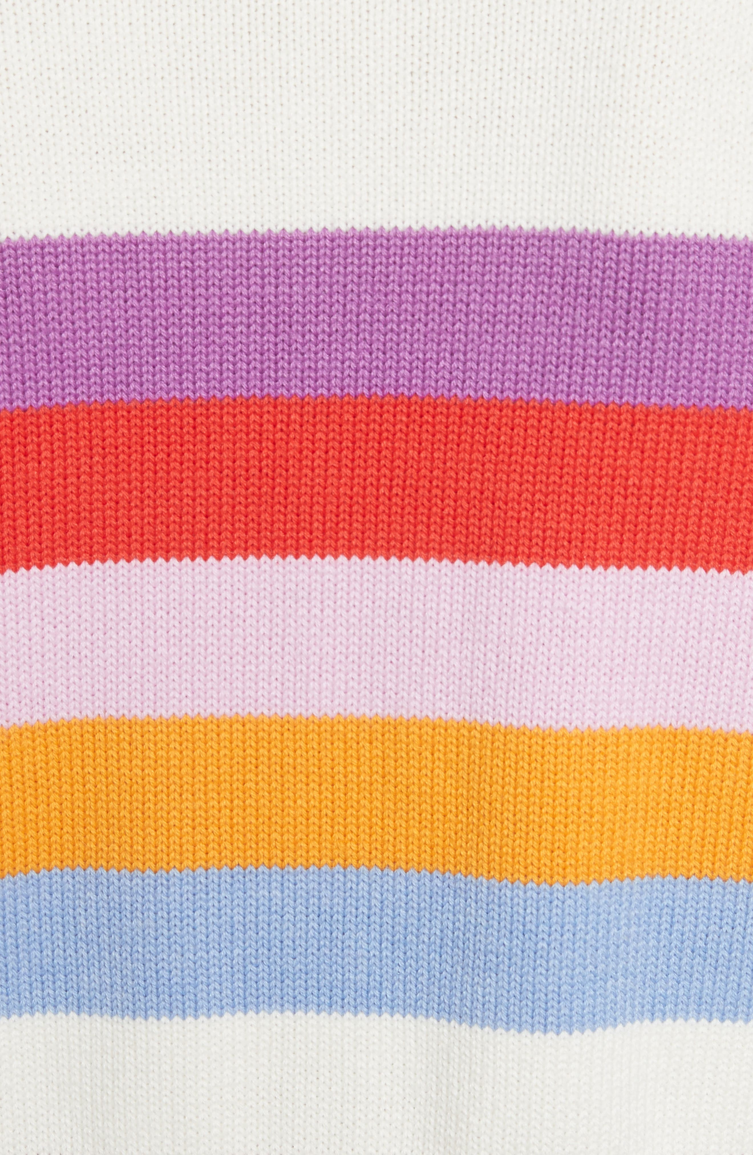 Stripe Sweater,                             Alternate thumbnail 5, color,                             906