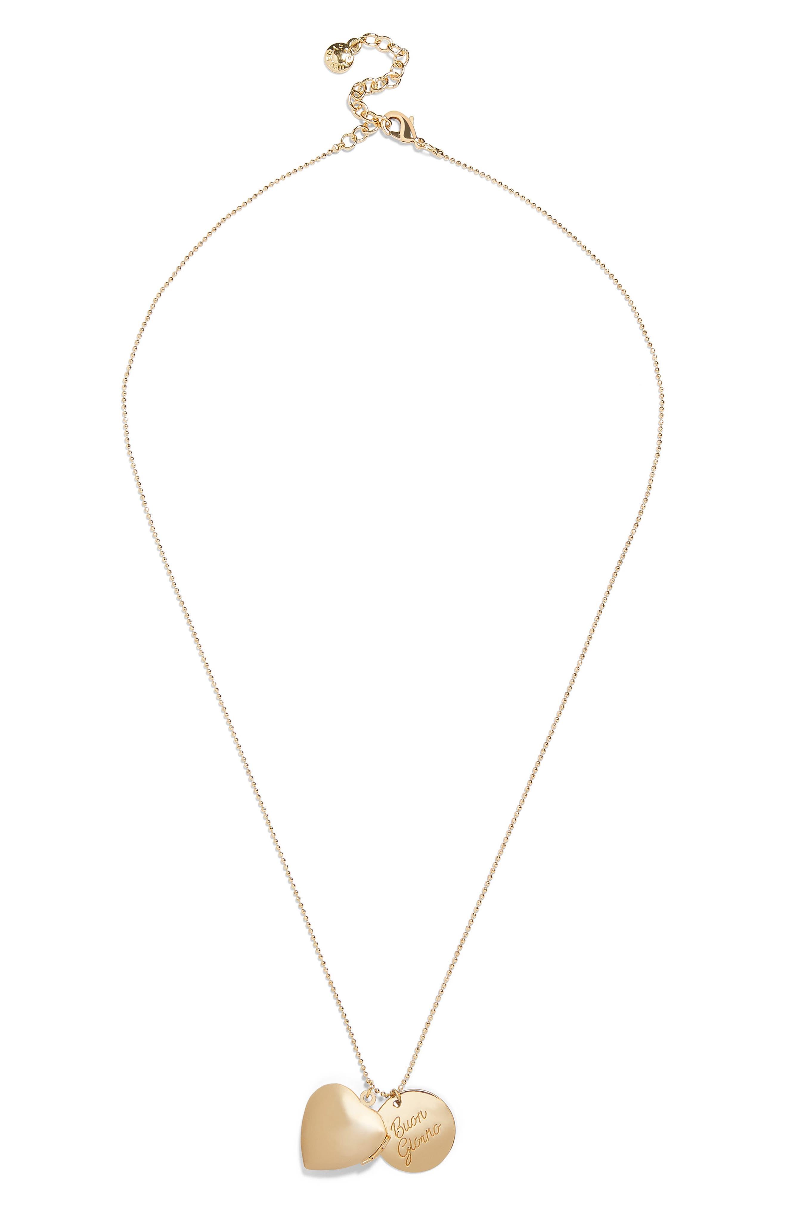 Armor Pendant Necklace,                         Main,                         color, 710