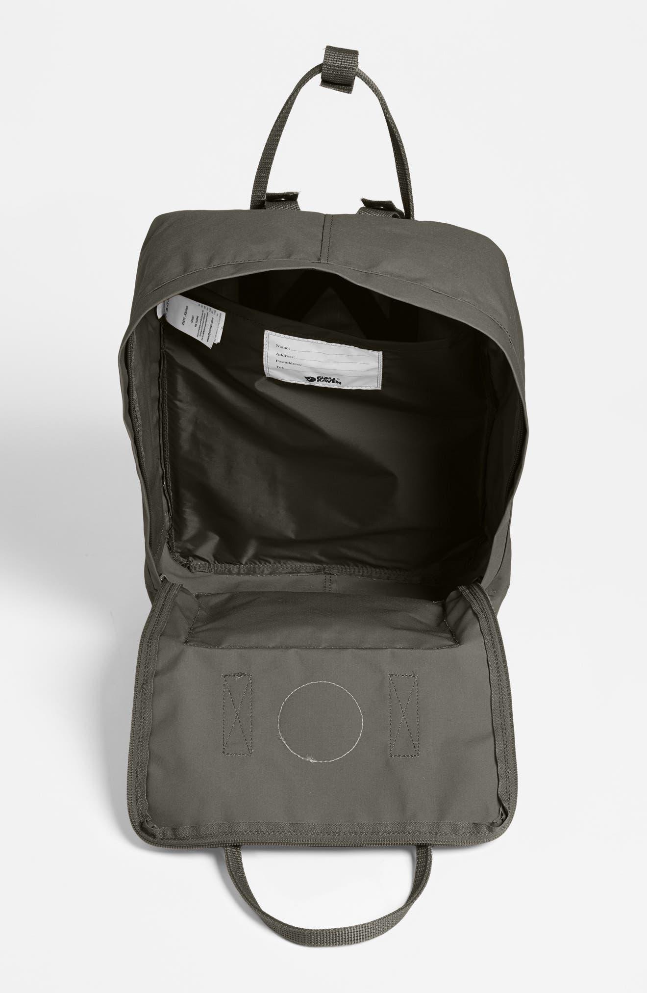 'Kånken' Water Resistant Backpack,                             Alternate thumbnail 415, color,