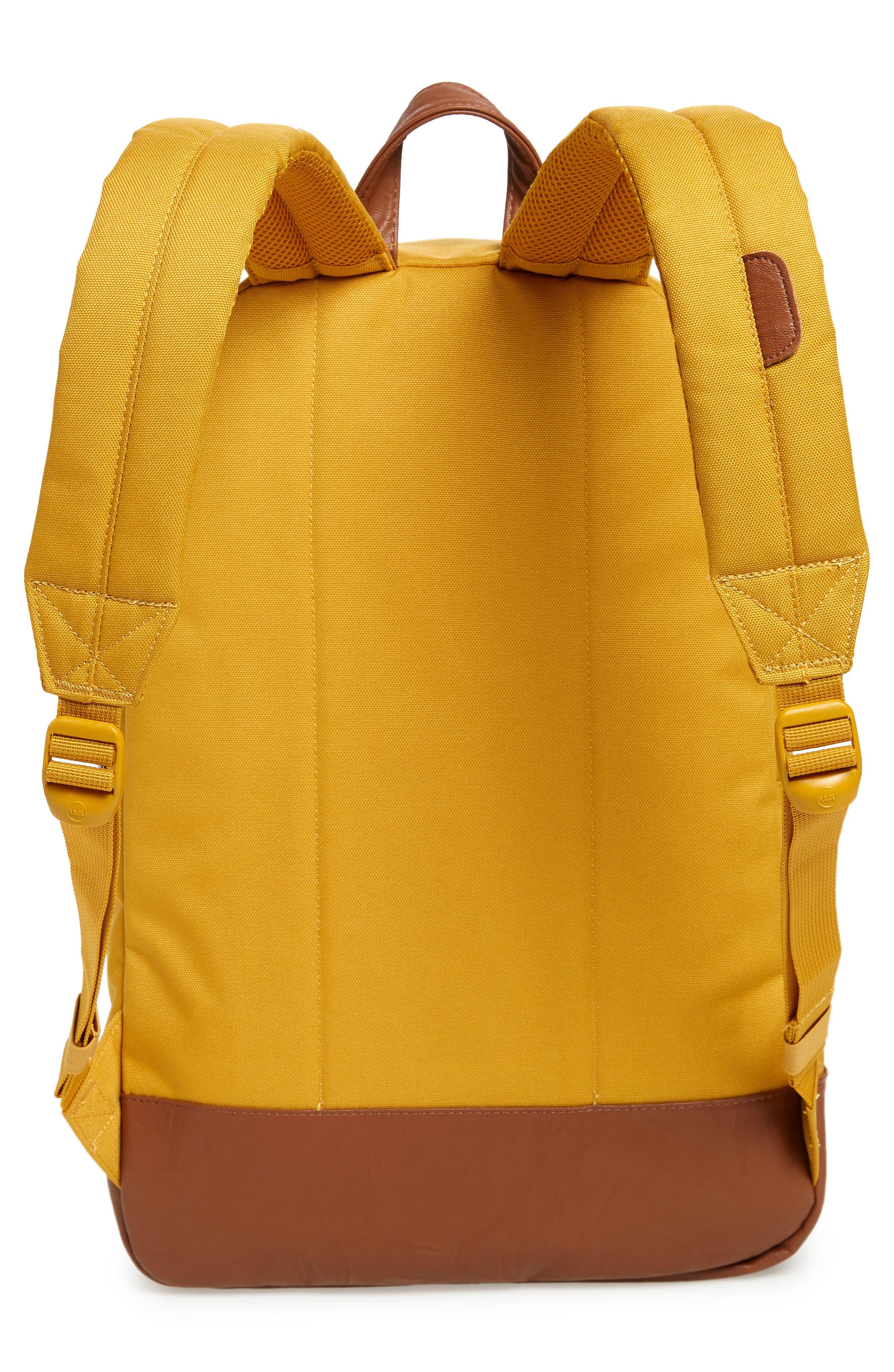 Heritage Backpack,                             Alternate thumbnail 3, color,                             ARROW WOOD