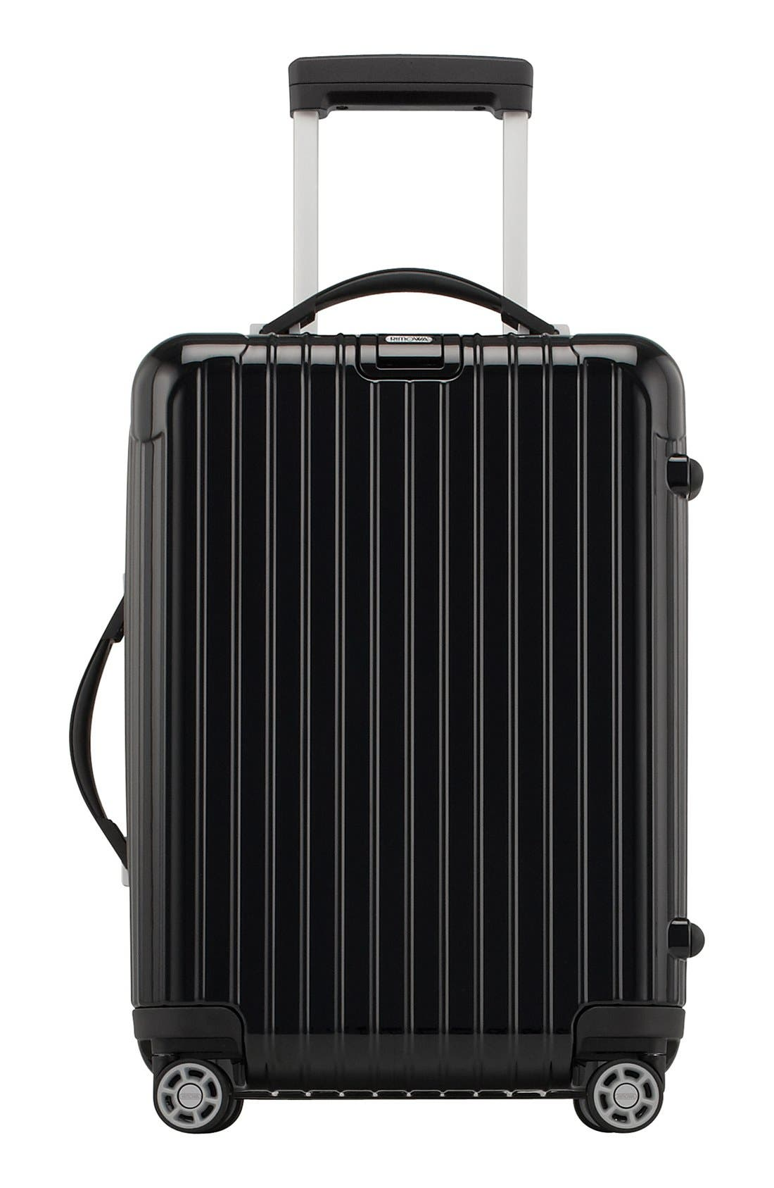 Salsa 22-Inch Deluxe Cabin Multiwheel<sup>®</sup> Carry-On,                             Main thumbnail 1, color,                             001