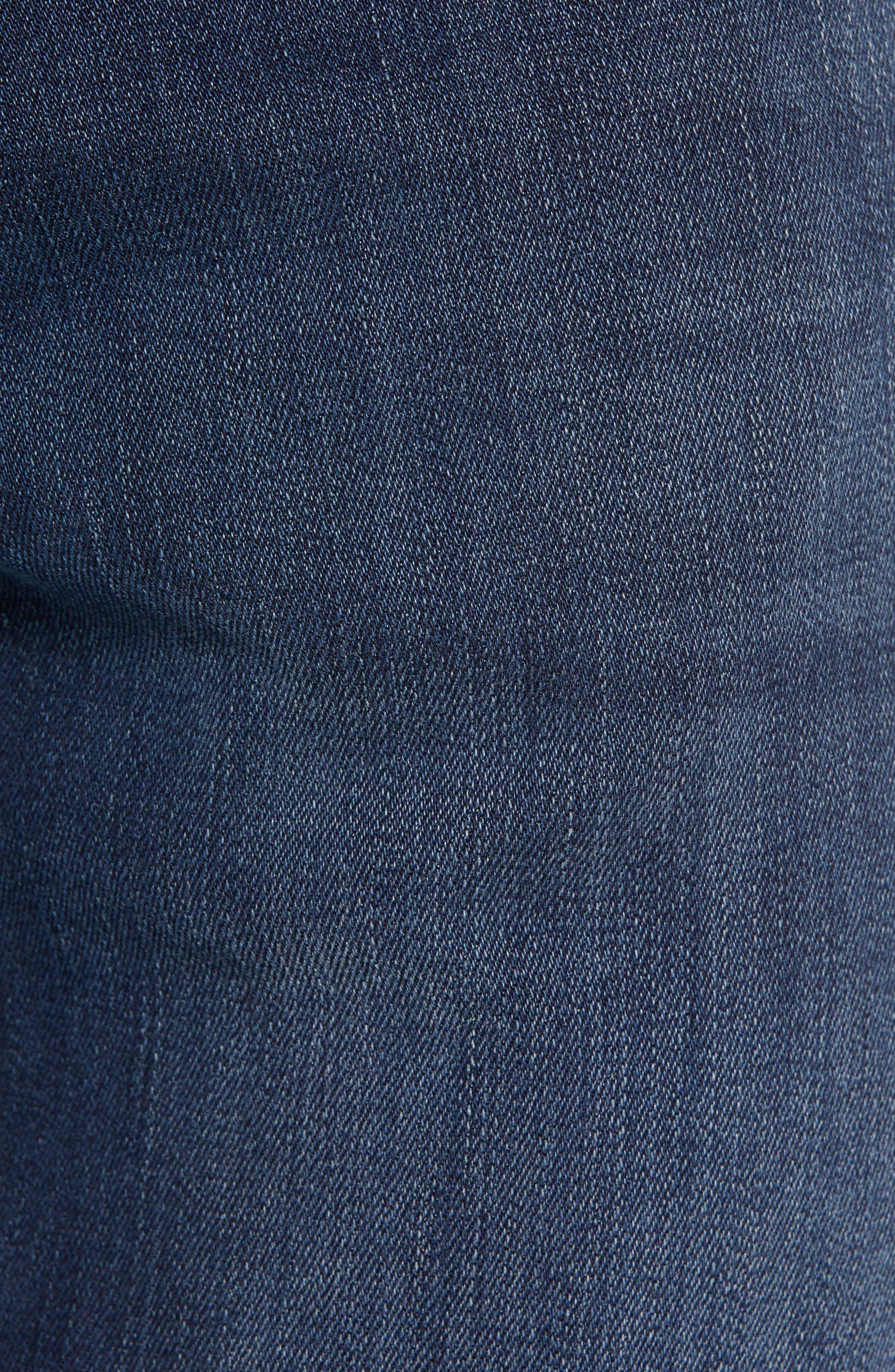 FIDELITY DENIM,                             Torino Slim Fit Jeans,                             Alternate thumbnail 5, color,                             SPECTRE