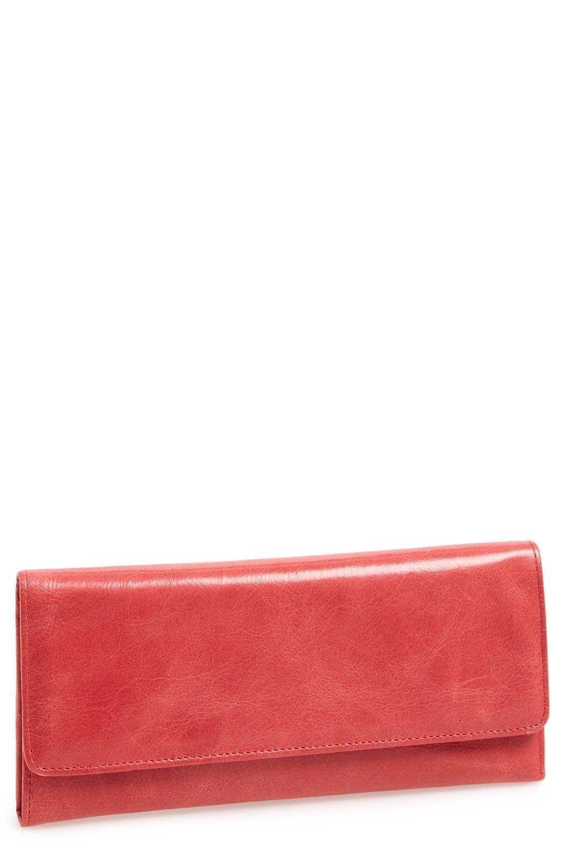 'Sadie' Leather Wallet,                             Main thumbnail 62, color,