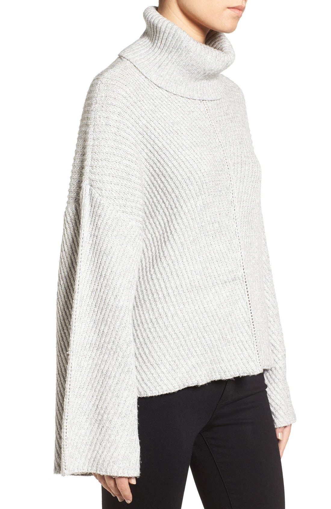Phil Slouchy Sweater,                             Alternate thumbnail 5, color,                             057