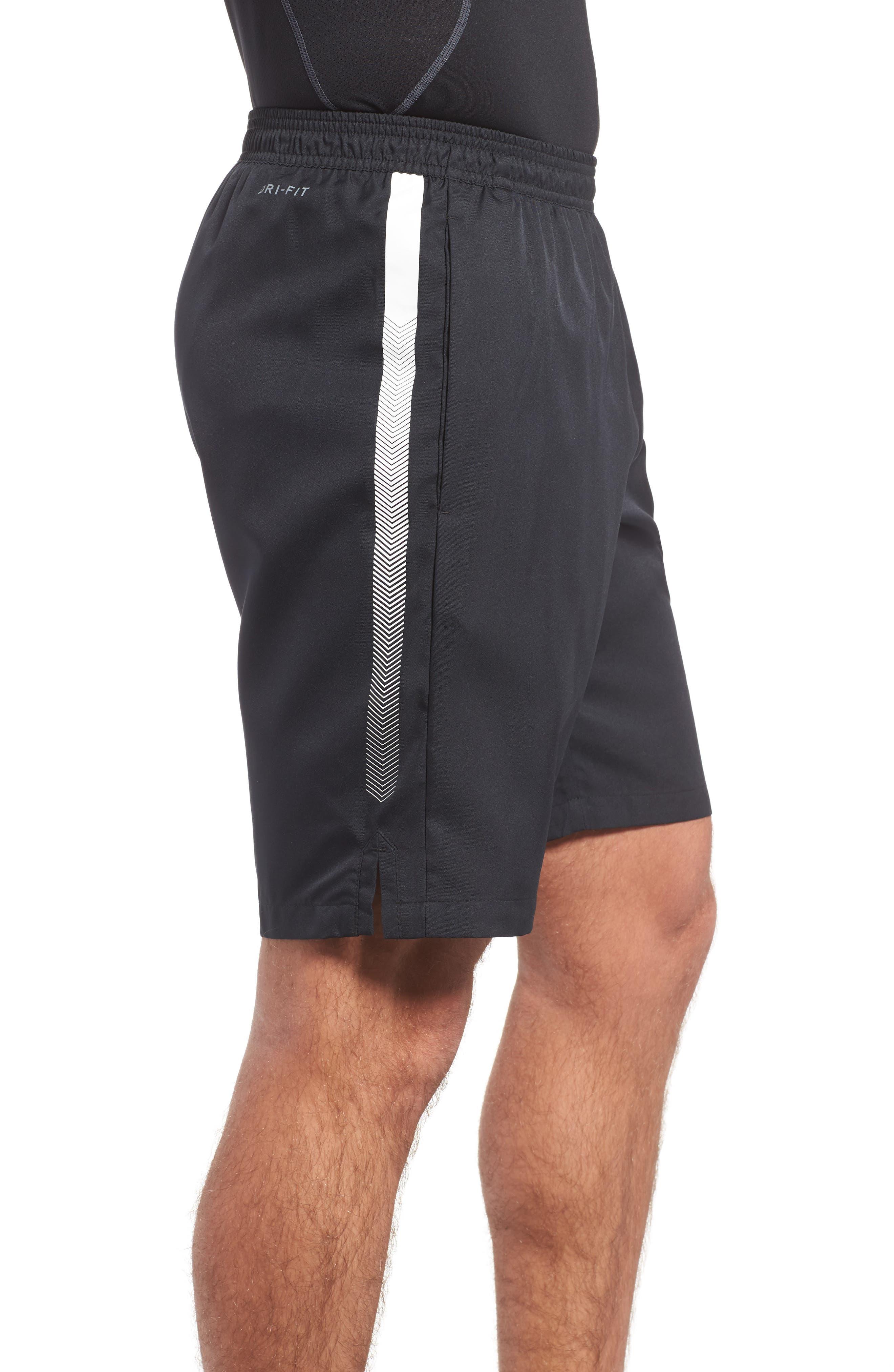 Tennis Shorts,                             Alternate thumbnail 3, color,                             010